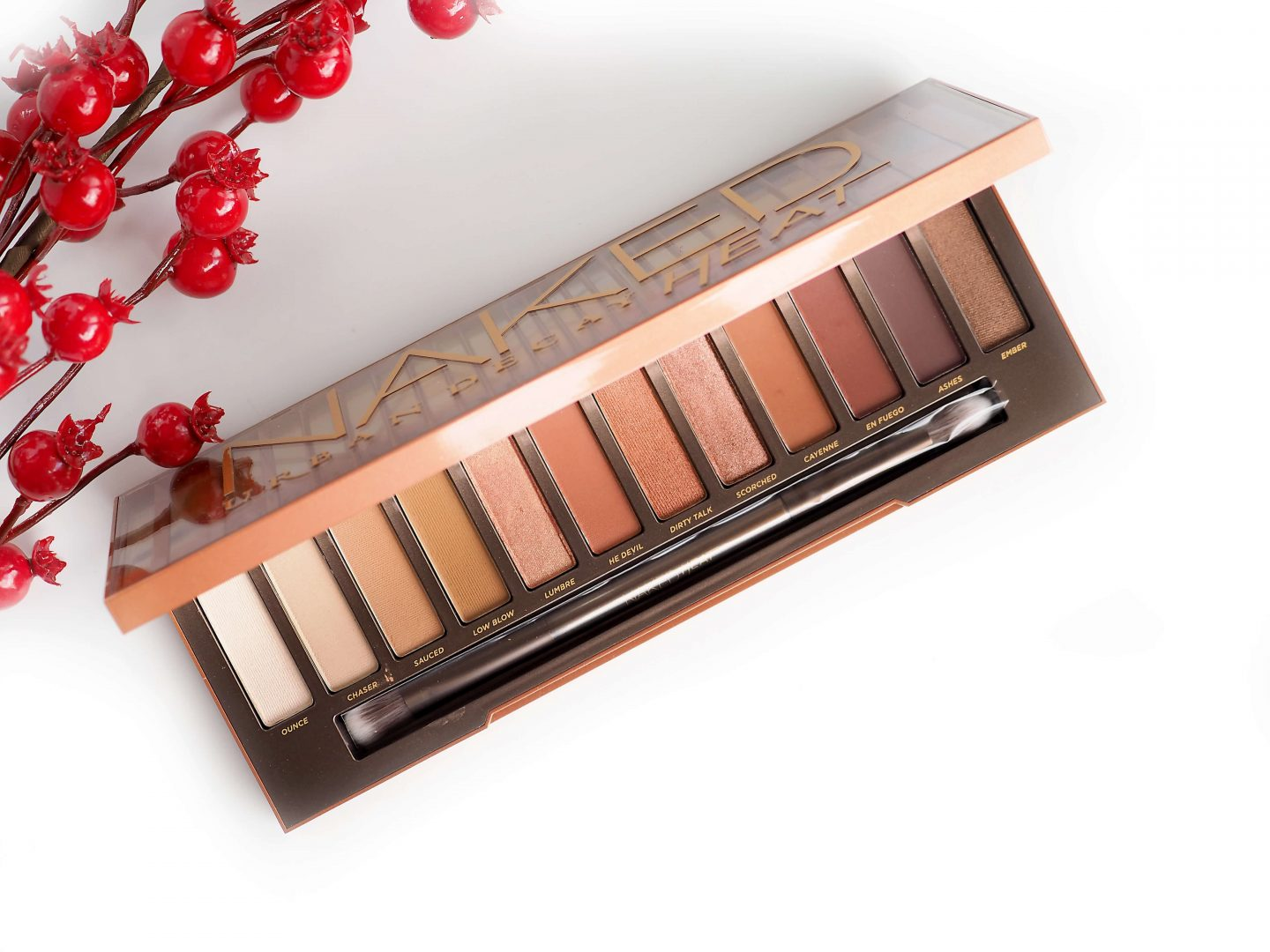 TEASER URBAN DECAY NAKED HEAT