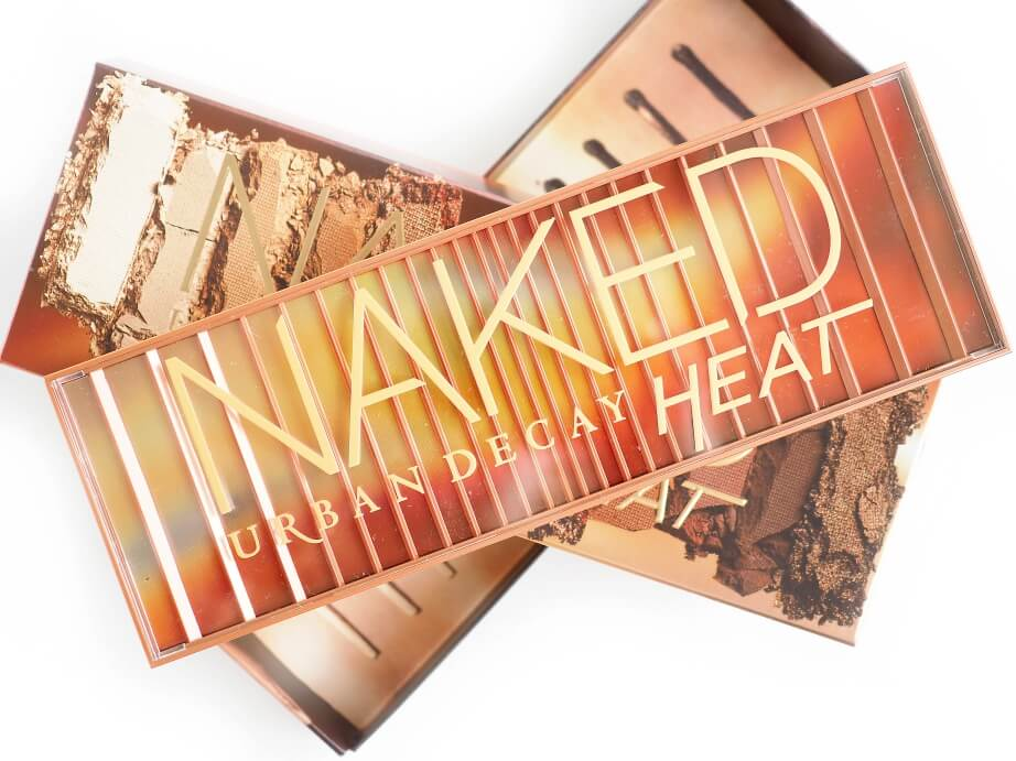 URBAN DECAY HEAT EYESHADOW PALETTE