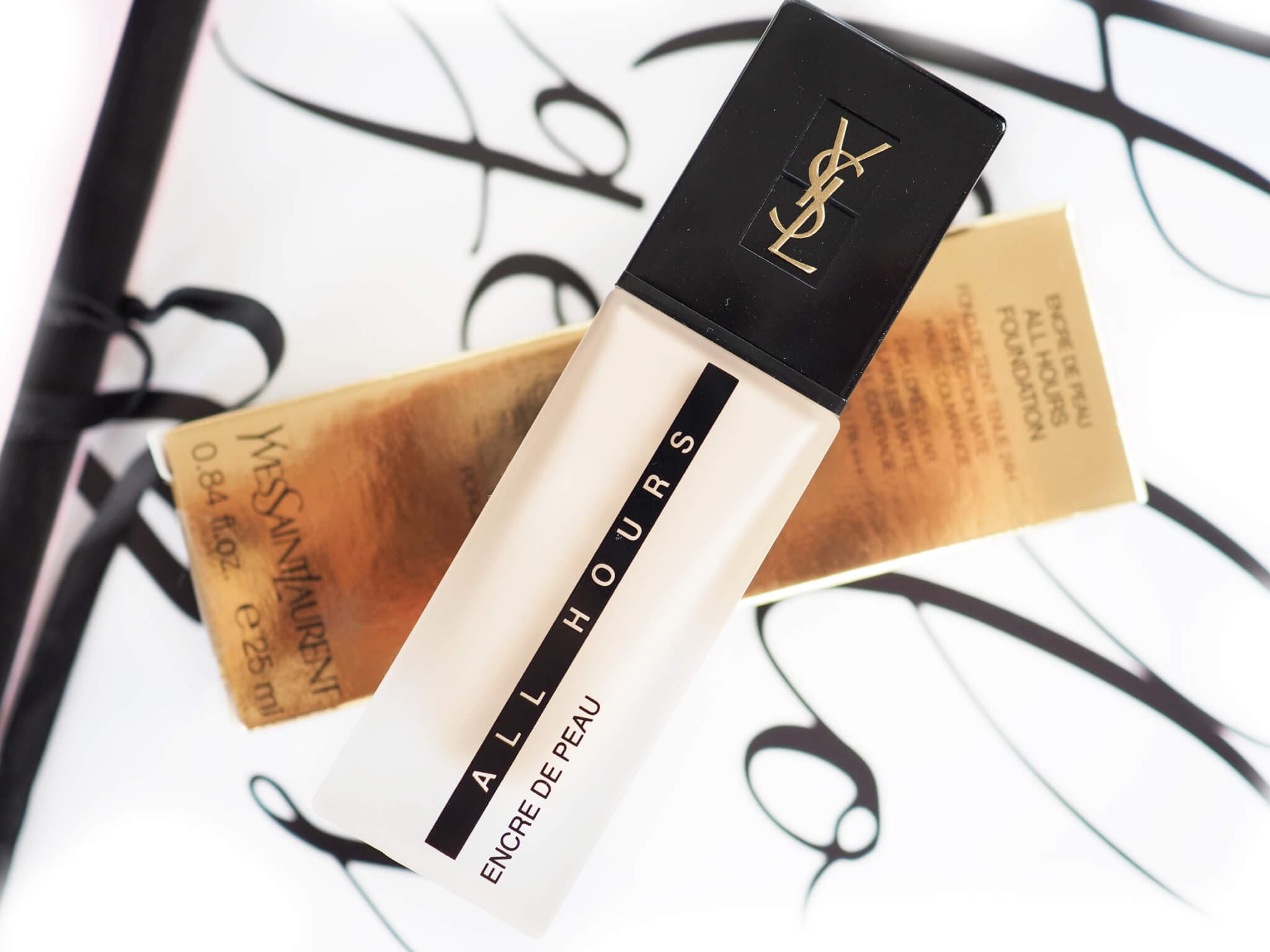 YSL ENCRE DE PEAU ALL HOURS