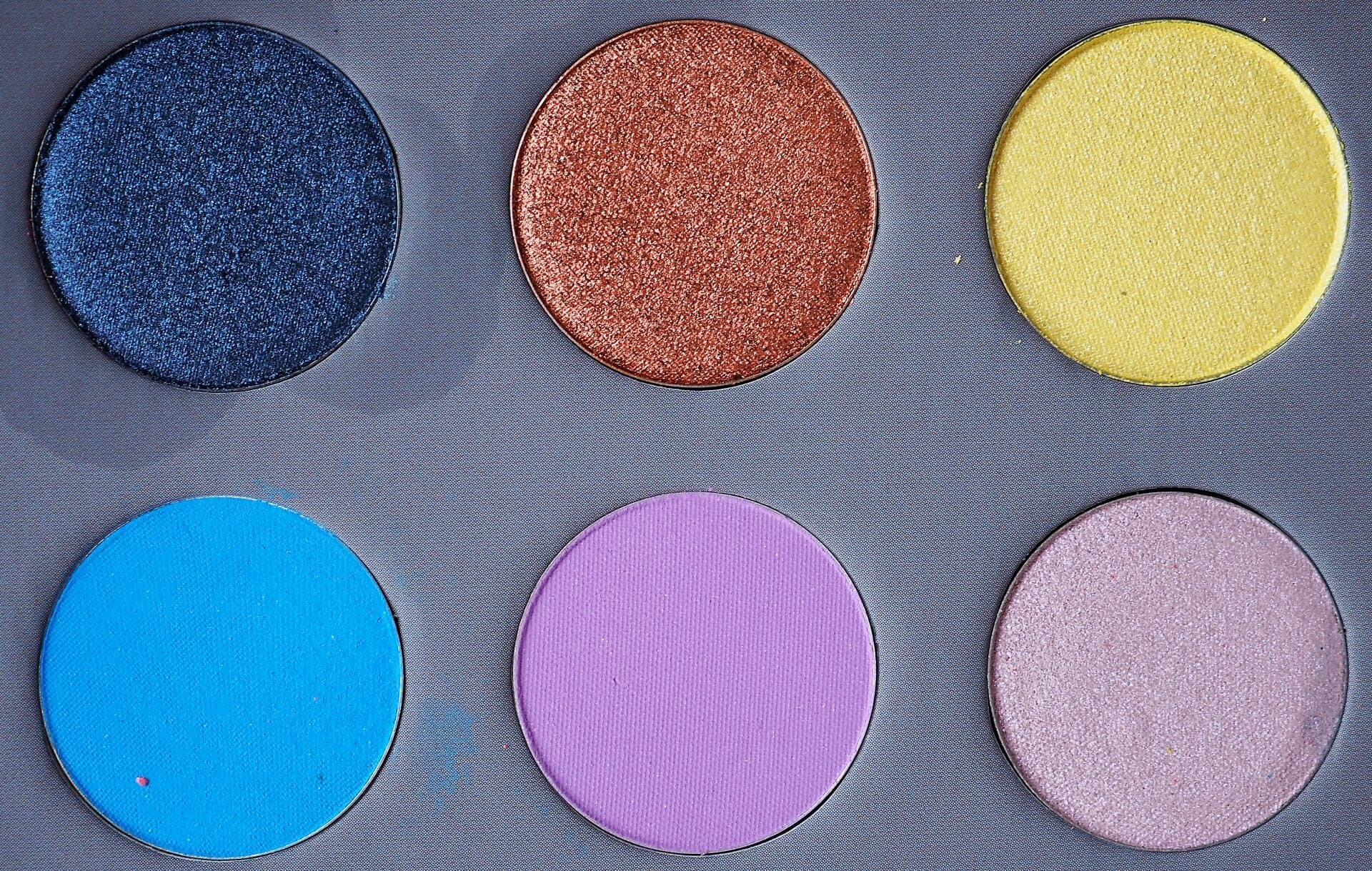 OPINIA AFFECT PROVOCATION EYESHADOW PALETTE