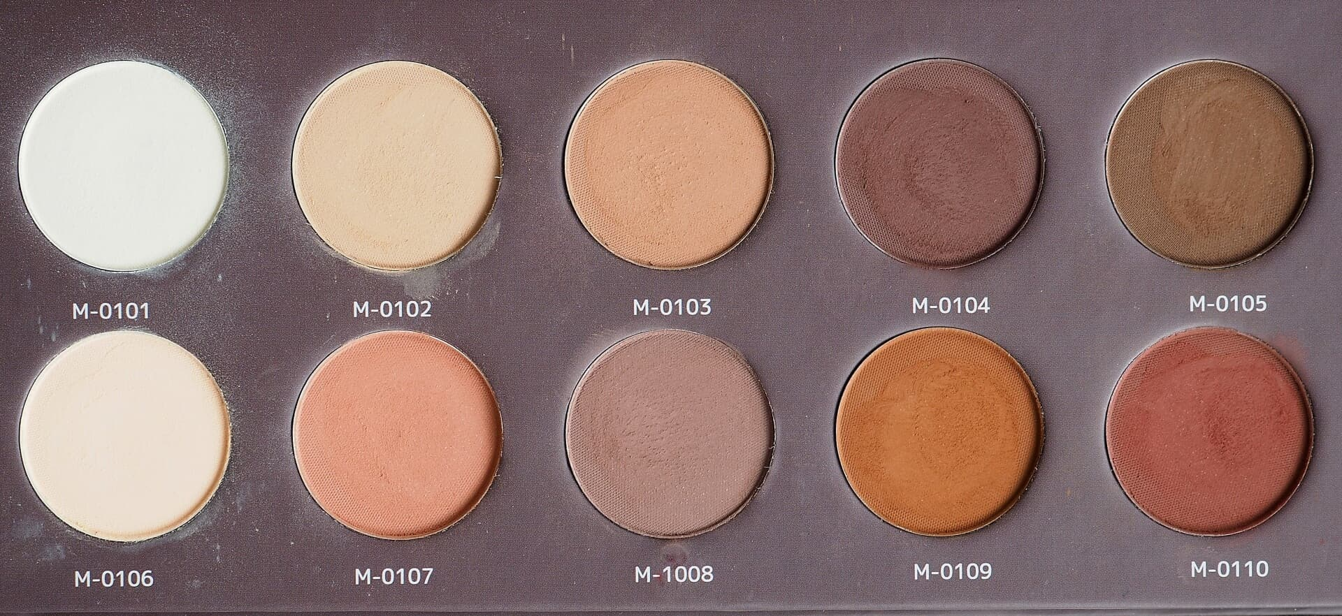 AFFECT NATURALLY MATTE EYESHADOWS PALETTE