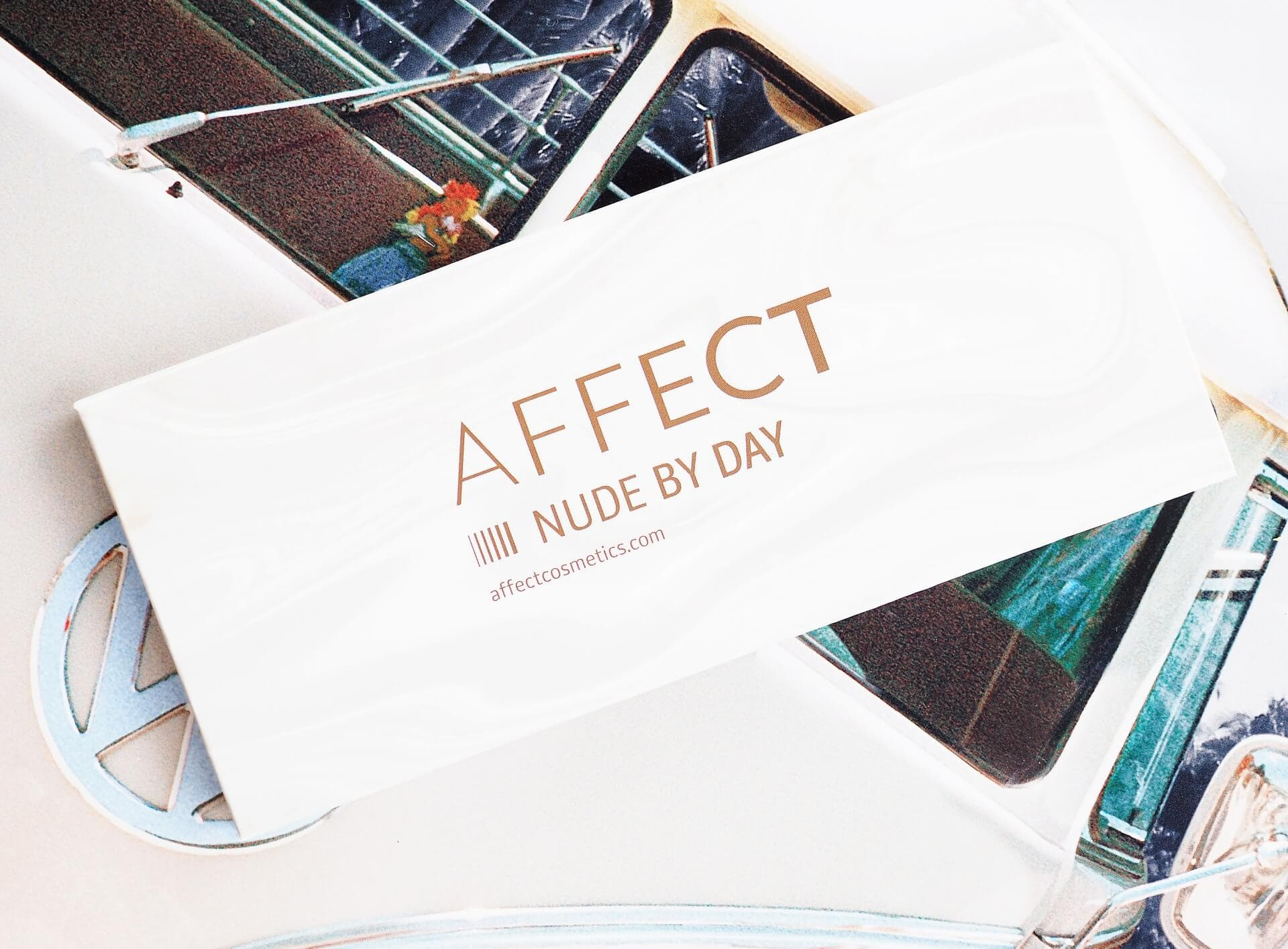 AFFECT NUDE BY DAY EYESHADOW PALETTE