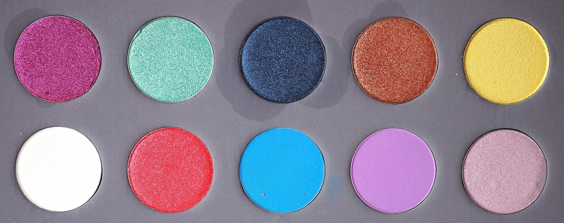 TEST AFFECT PROVOCATION EYESHADOW PALETTE