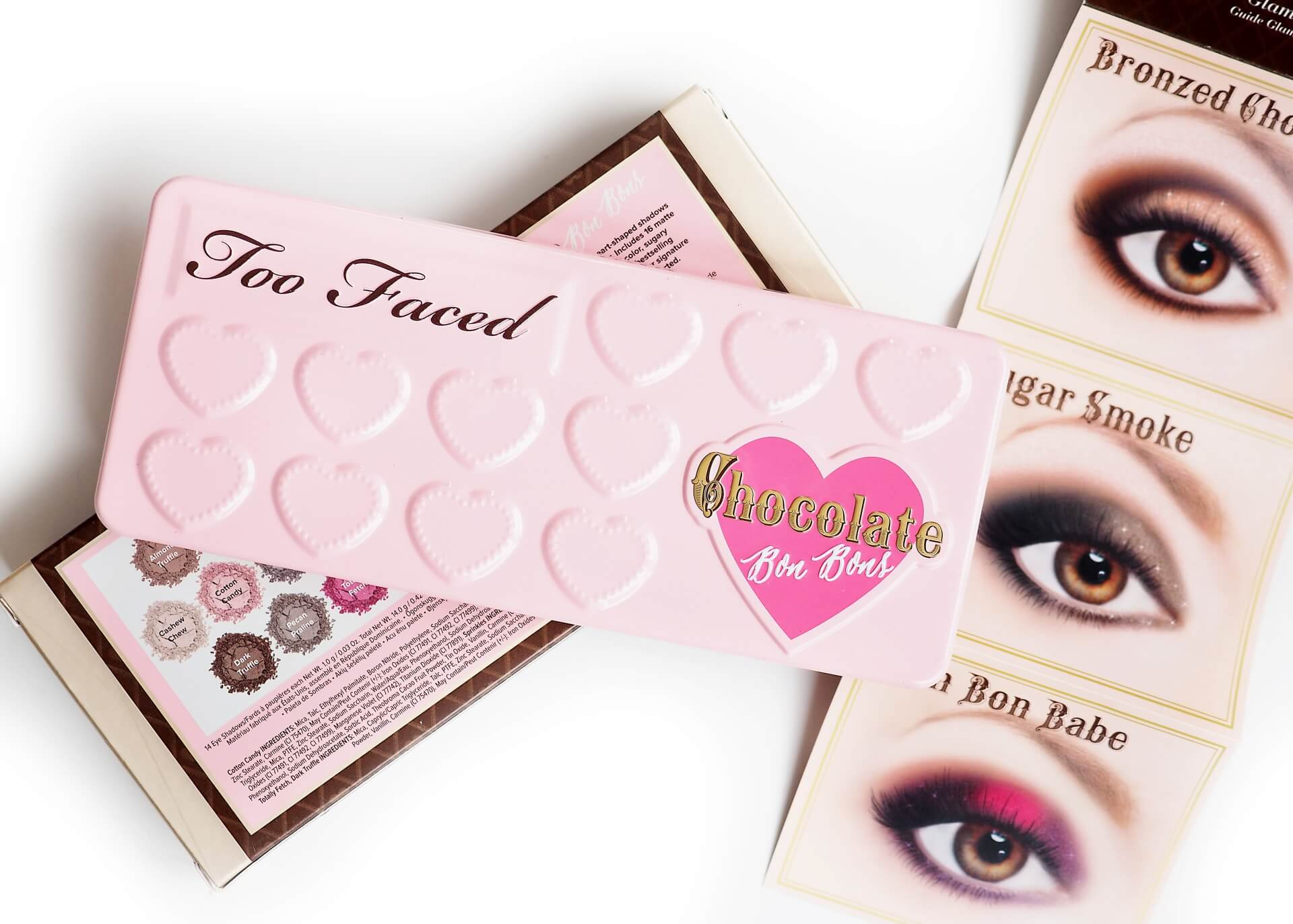 TEST TOO FACED CHOCOLATE BOB BON