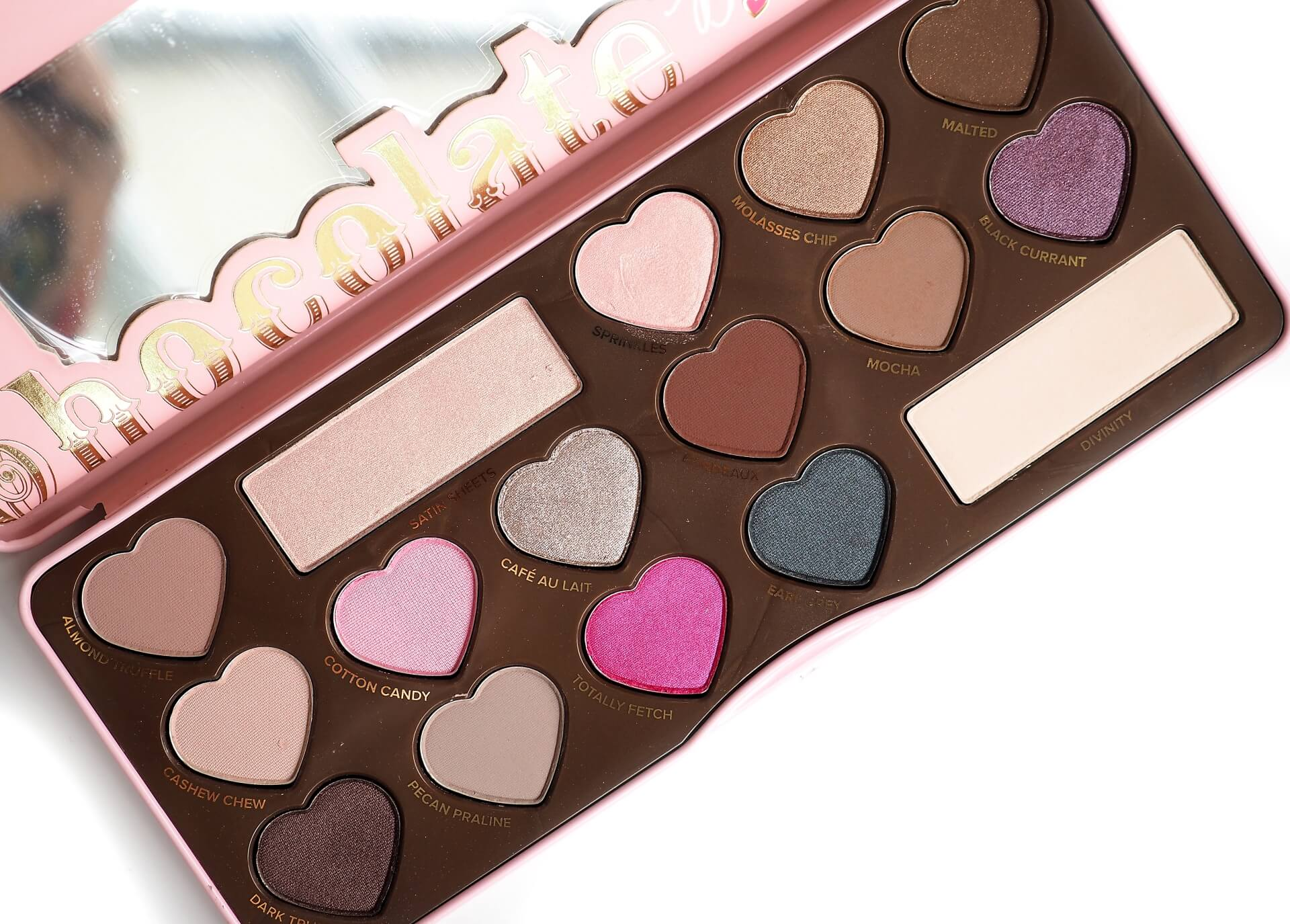 OPINIA TOO FACED CHOCOLATE BOB BON