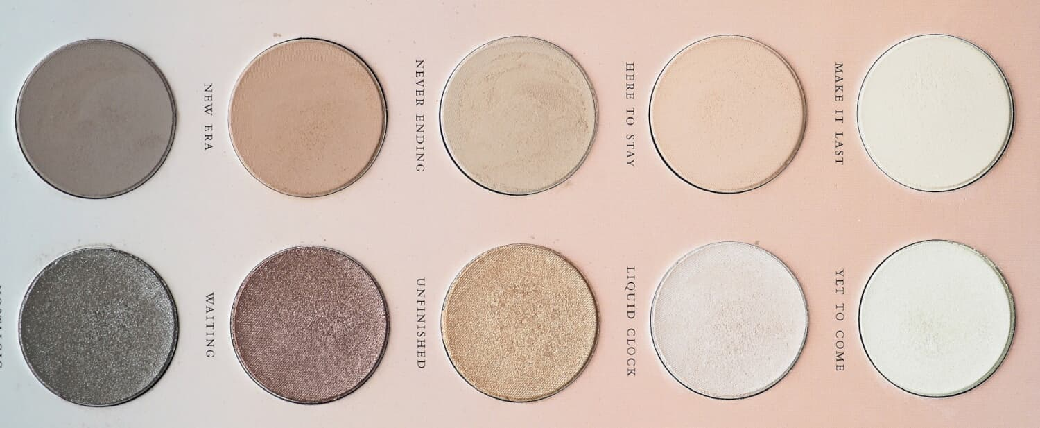 ZOEVA THE BASIC MOMENT EYESHADOW PALETTE