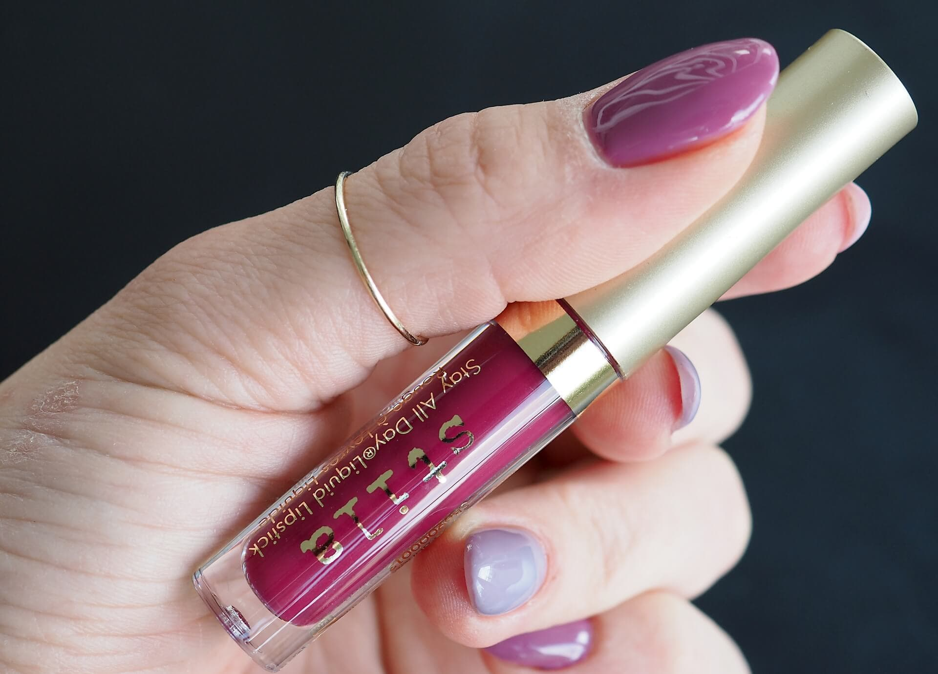 STILA BACCA STAY ALL DAY LIQUID LIPSTICK