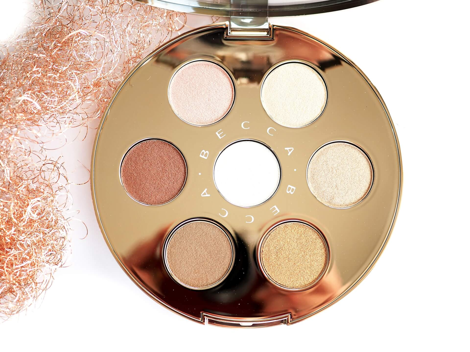 recenzja Becca Eye Light Palette Apres Ski Glow Collection