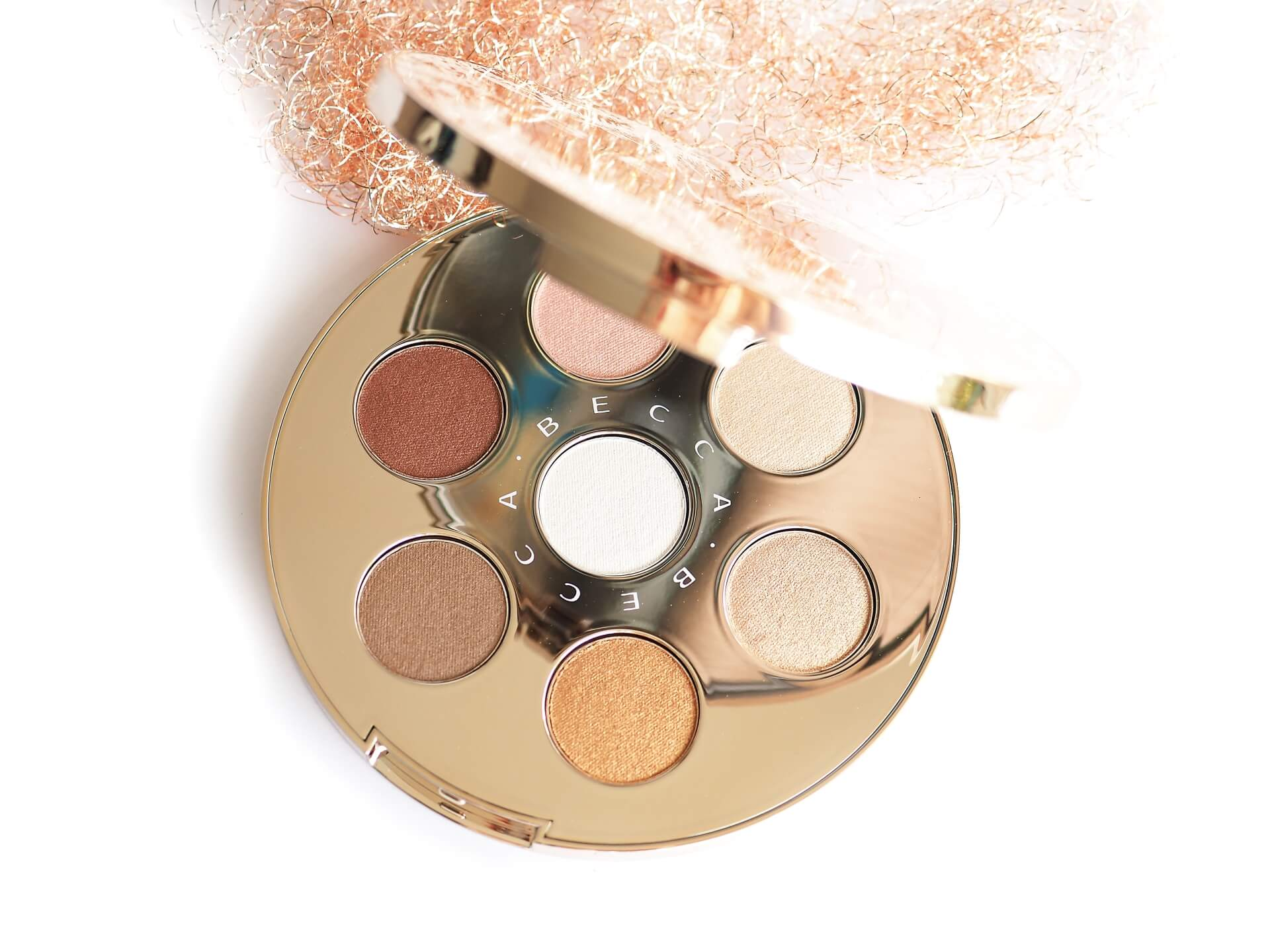 Becca Eye Light Palette Apres Ski Glow Collection