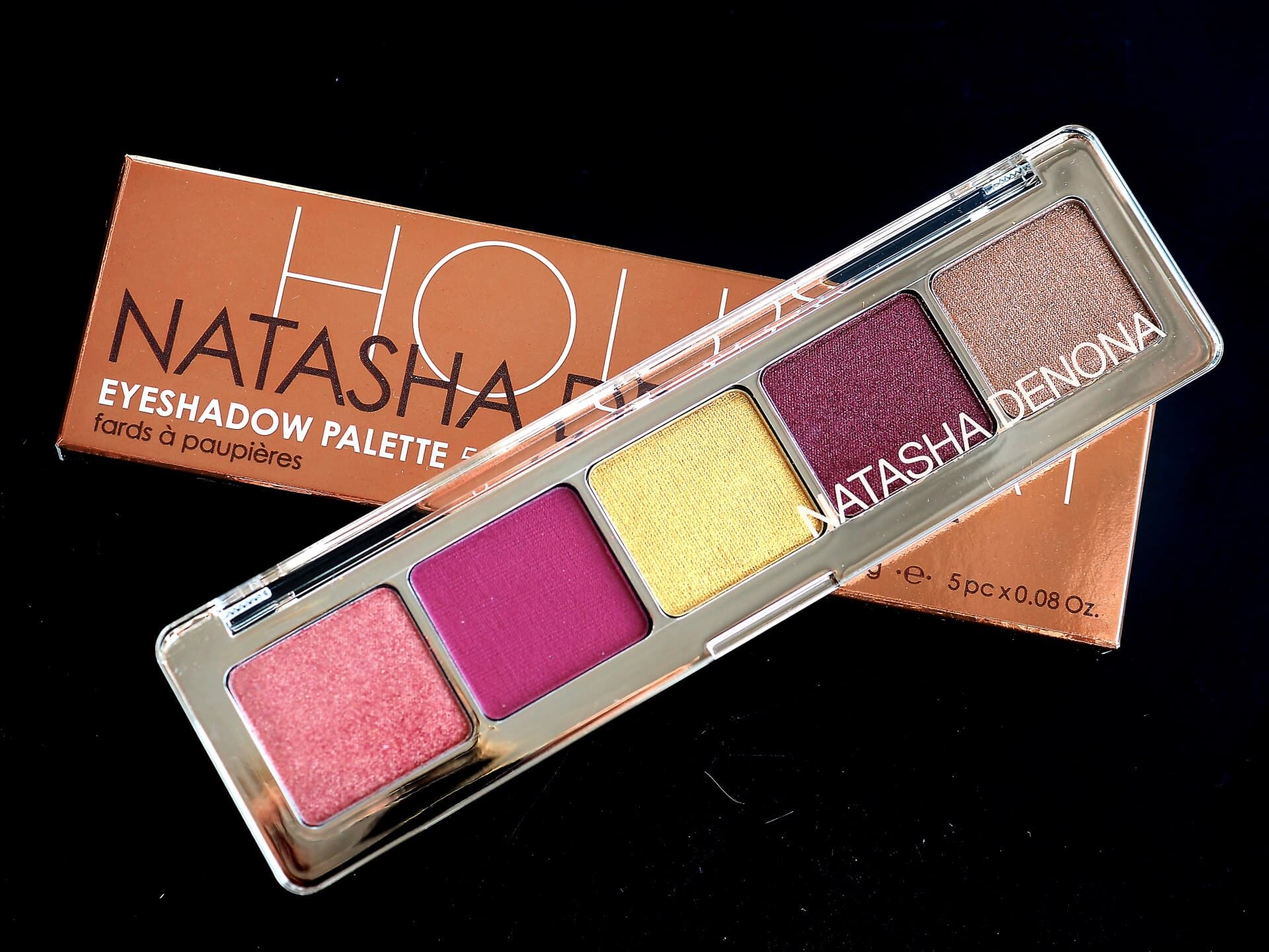 NATASHA DENONA HOLIDAY 01 JOYA EYESHADOW PALETTE