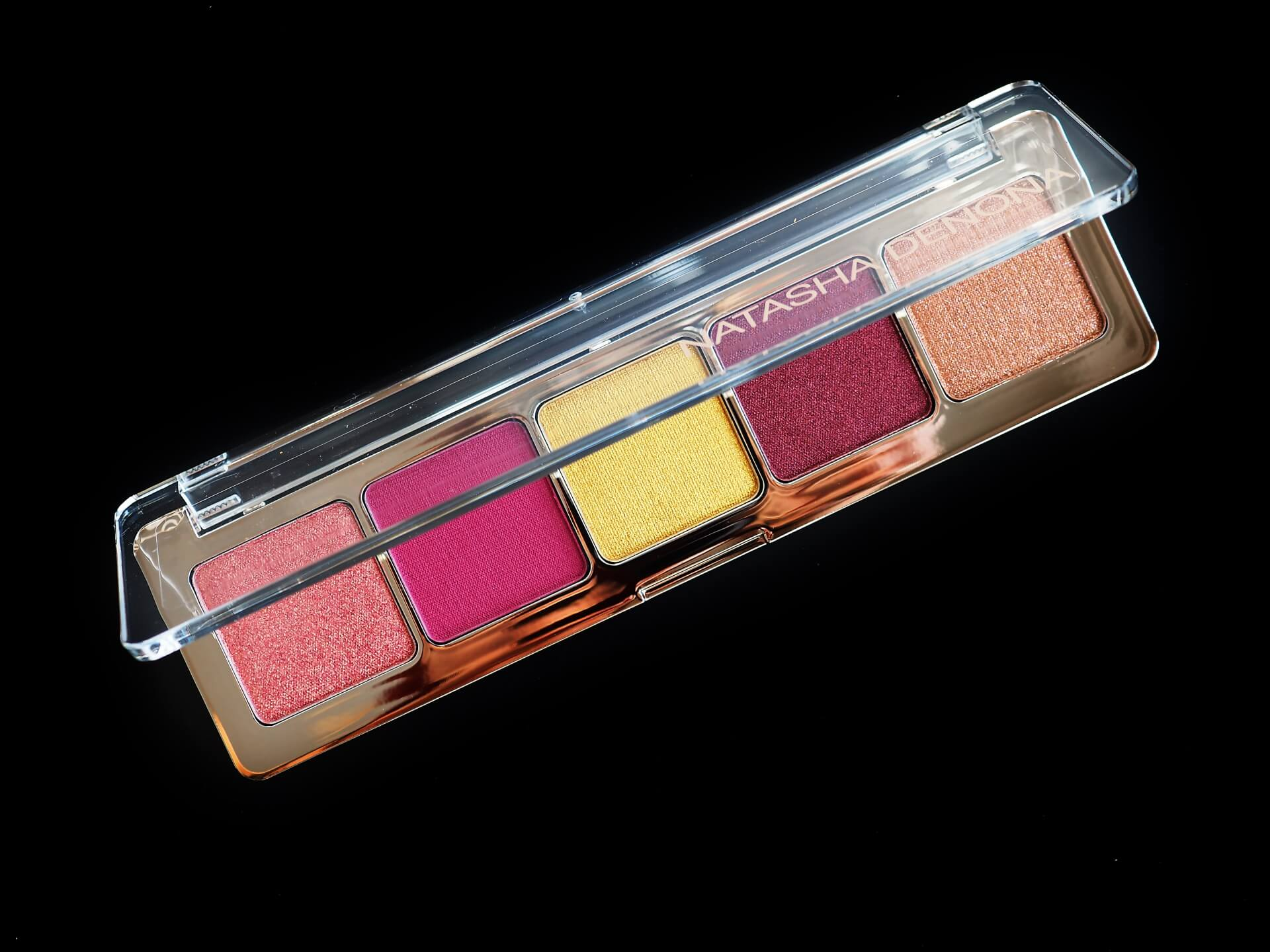Natasha Deanna Holiday 01 Joya Eyeshadow Palette