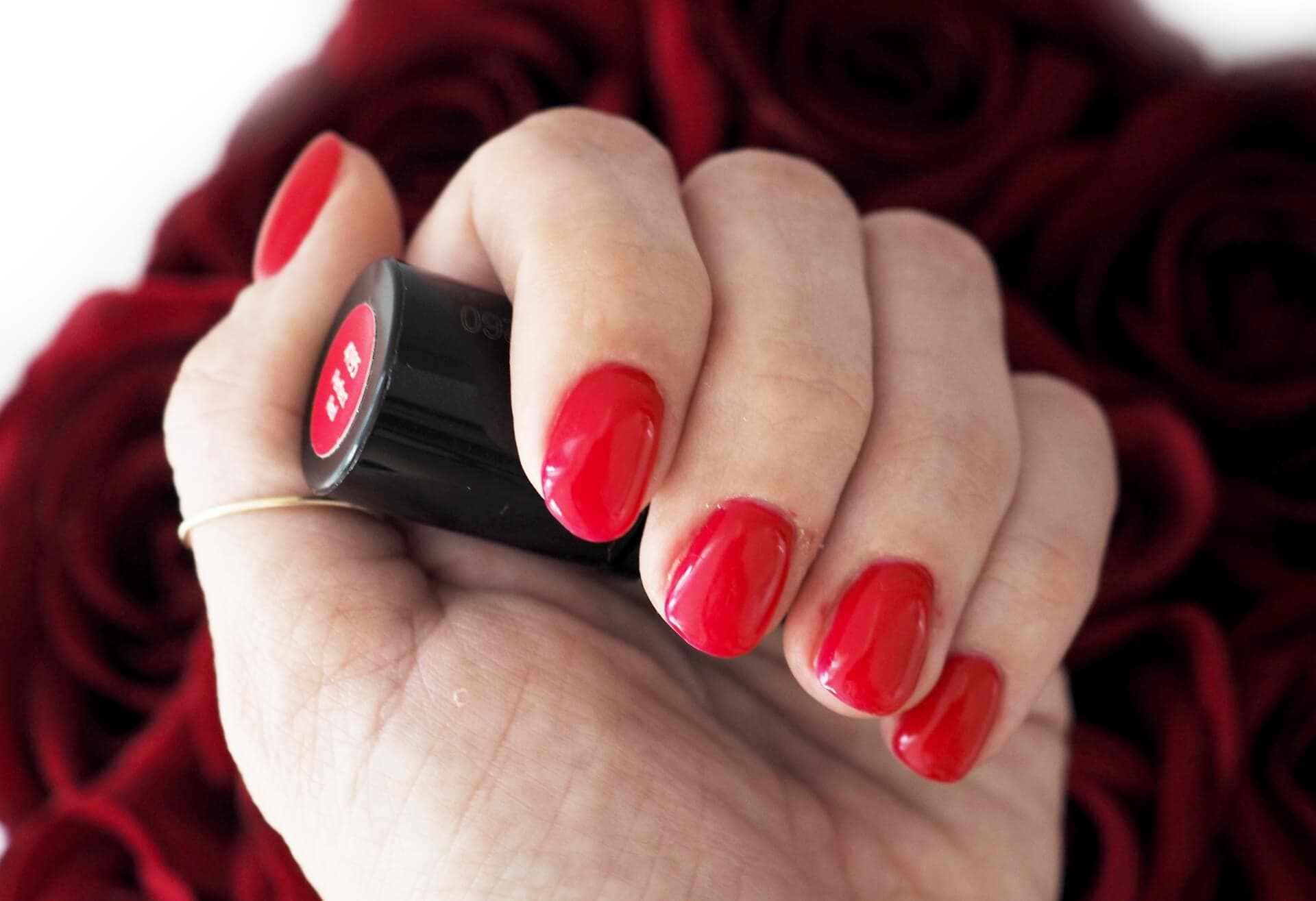 Neonail Perfect Red MONO UV 3 in 1 Lack