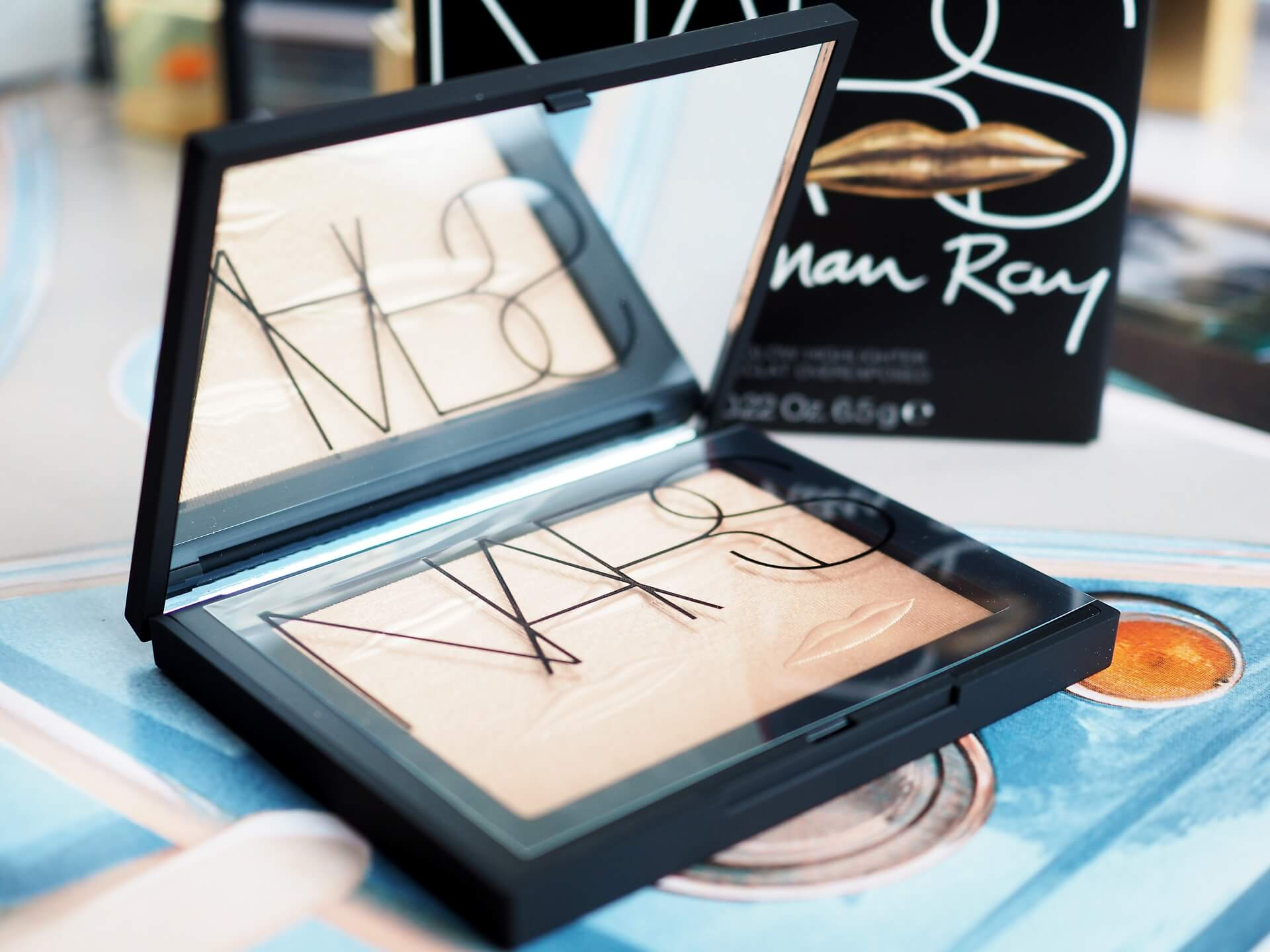 Nars Man Ray Double Take Highlighter