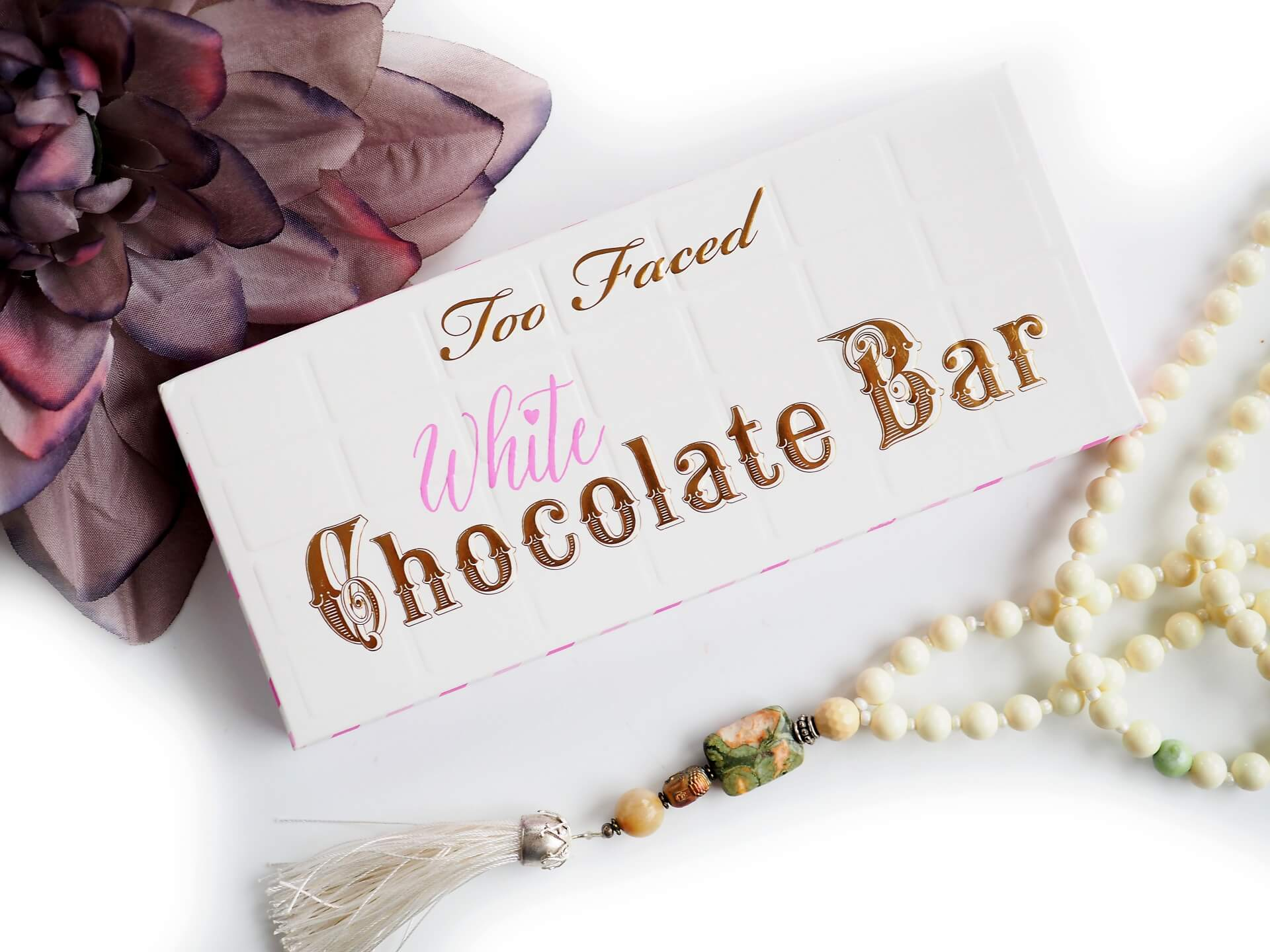 Too Faced White Chocolate Bar