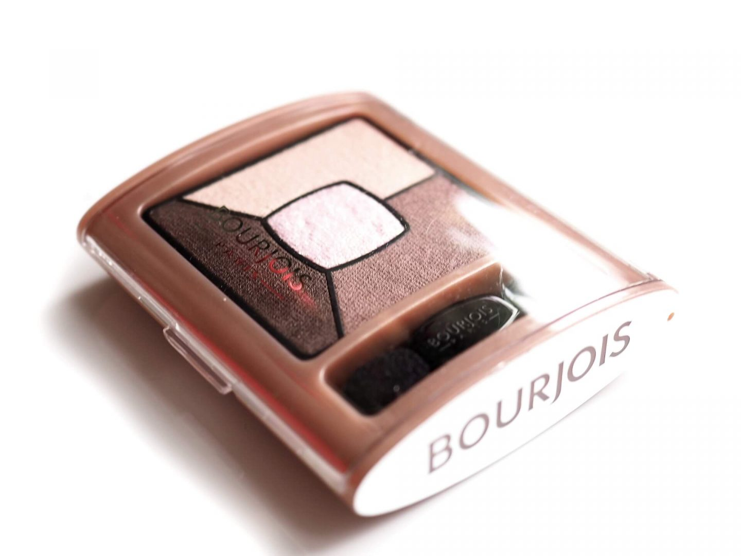Bourjois Smoky Stories 02 Over Rose