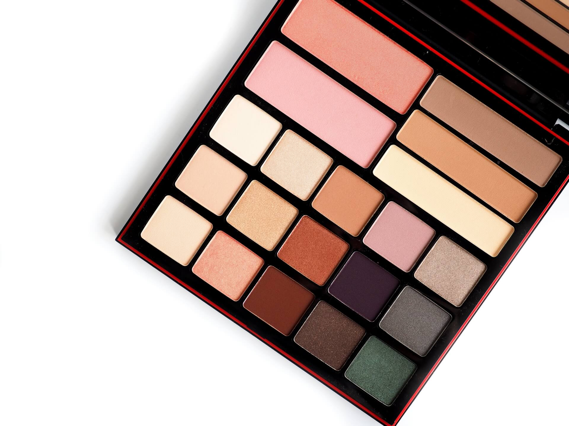 Smashbox Drawn In. Decked Out. Shadow + Contour + Blush Palette