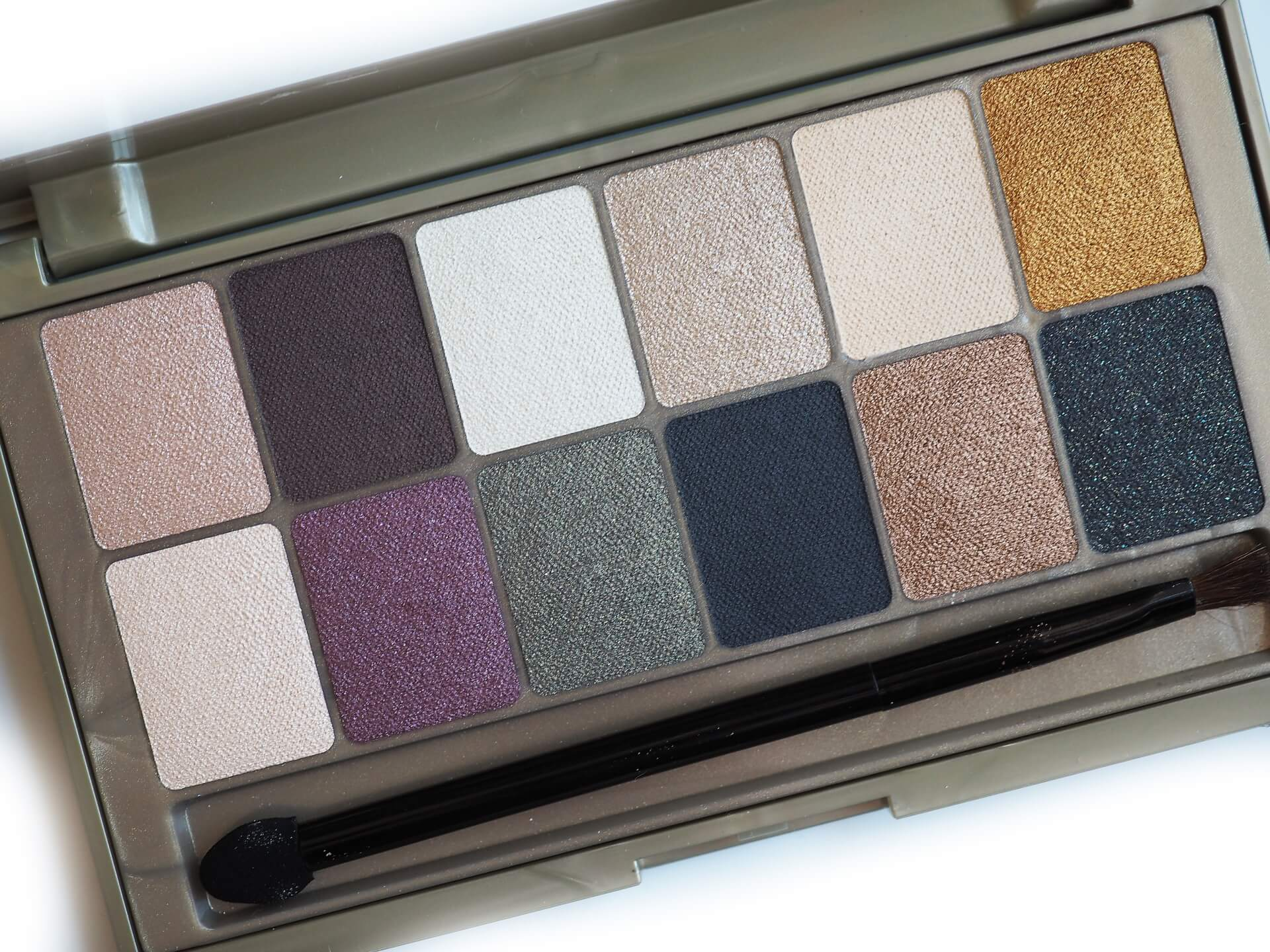 opinie Maybelline The 24 Karat Nudes Eyeshadow Palette