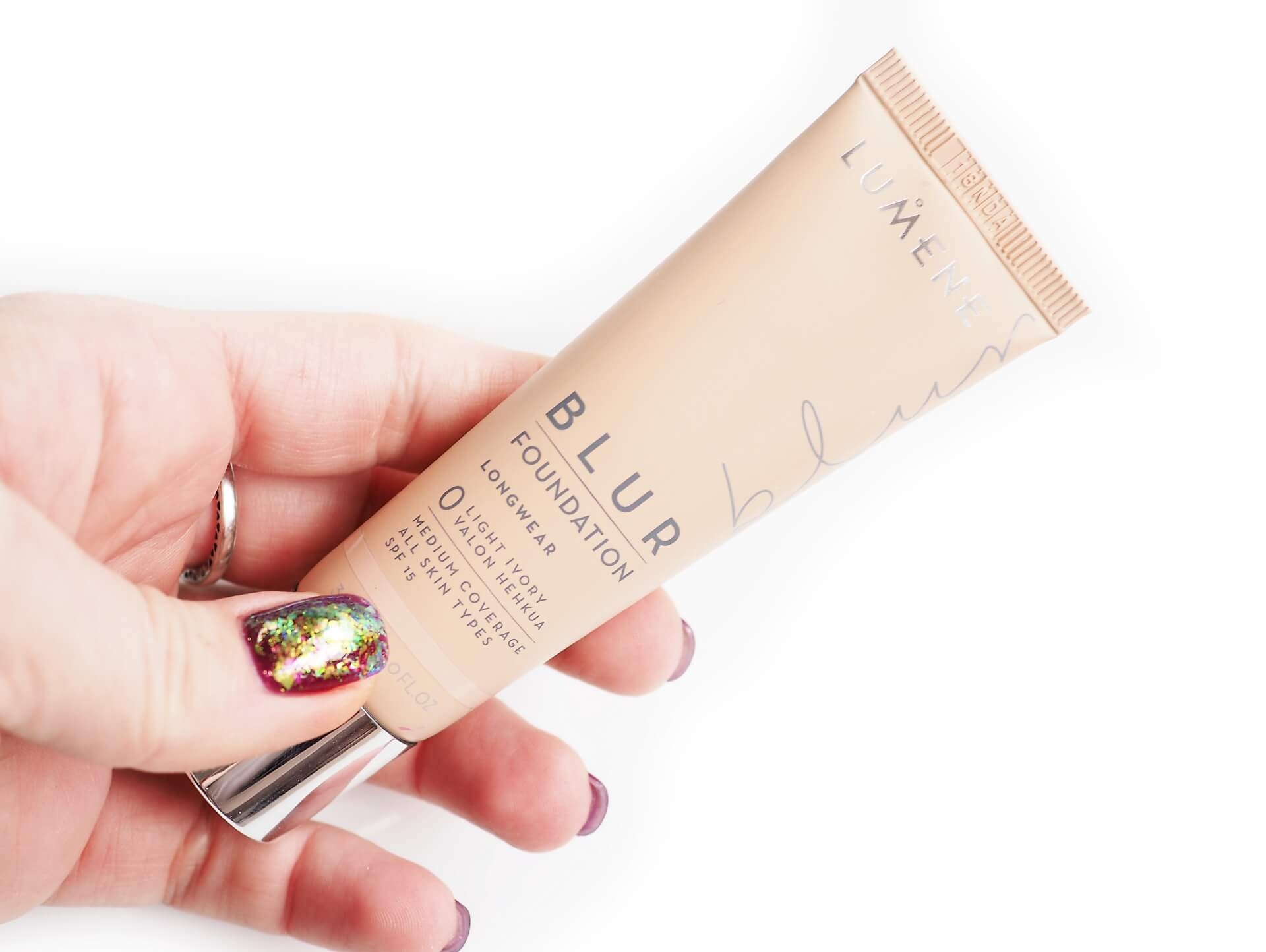 Lumene Blur Foundation