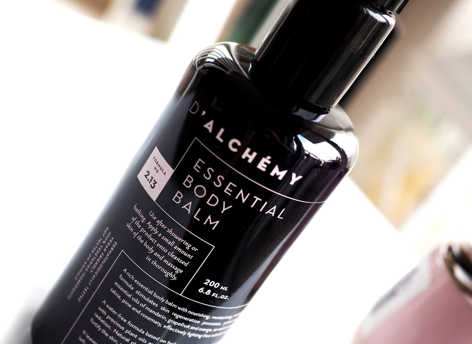 D'Alchemy Essential Body Balm