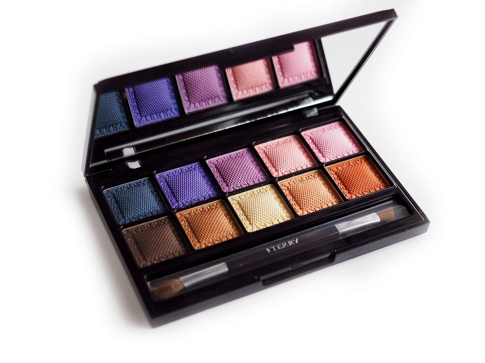 recenzja By Terry Color Designer Eyeshadow Palette