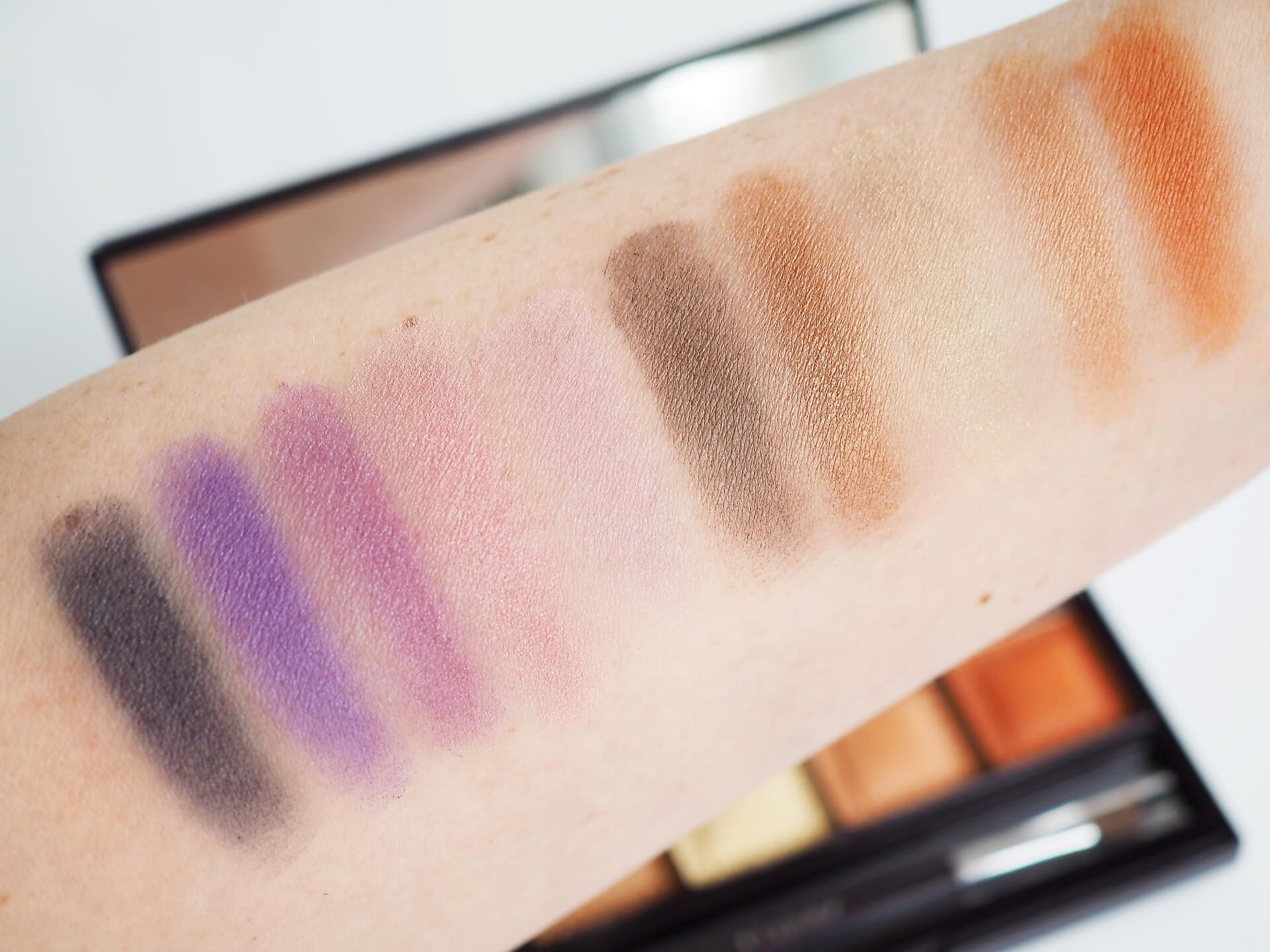 swatches By Terry Color Designer Eyeshadow Palette