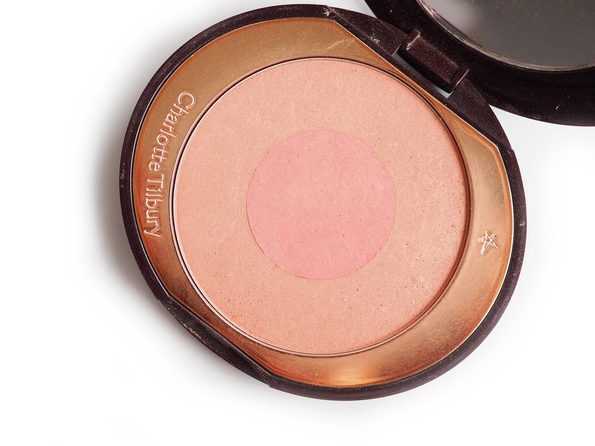 recenzja Charlotte Tilbury Ecstasy Cheek to Cheek Blusher