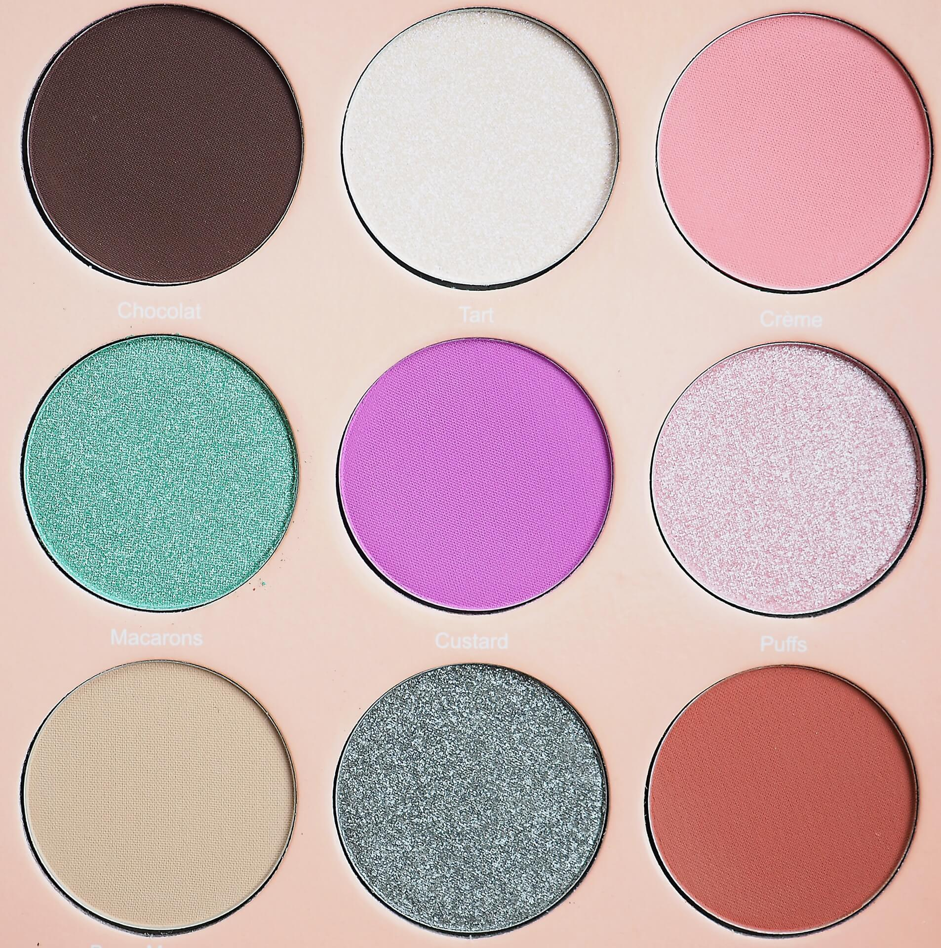 opinia Juvia's Place The Douce Eyeshadow Palette