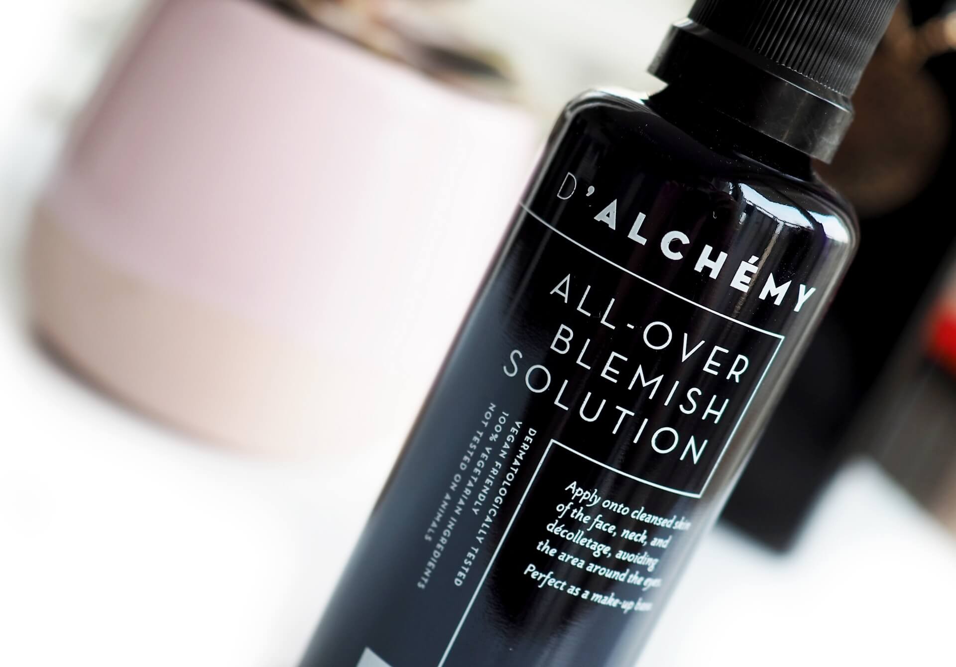D'ALCHEMY All Over Blemish Solution