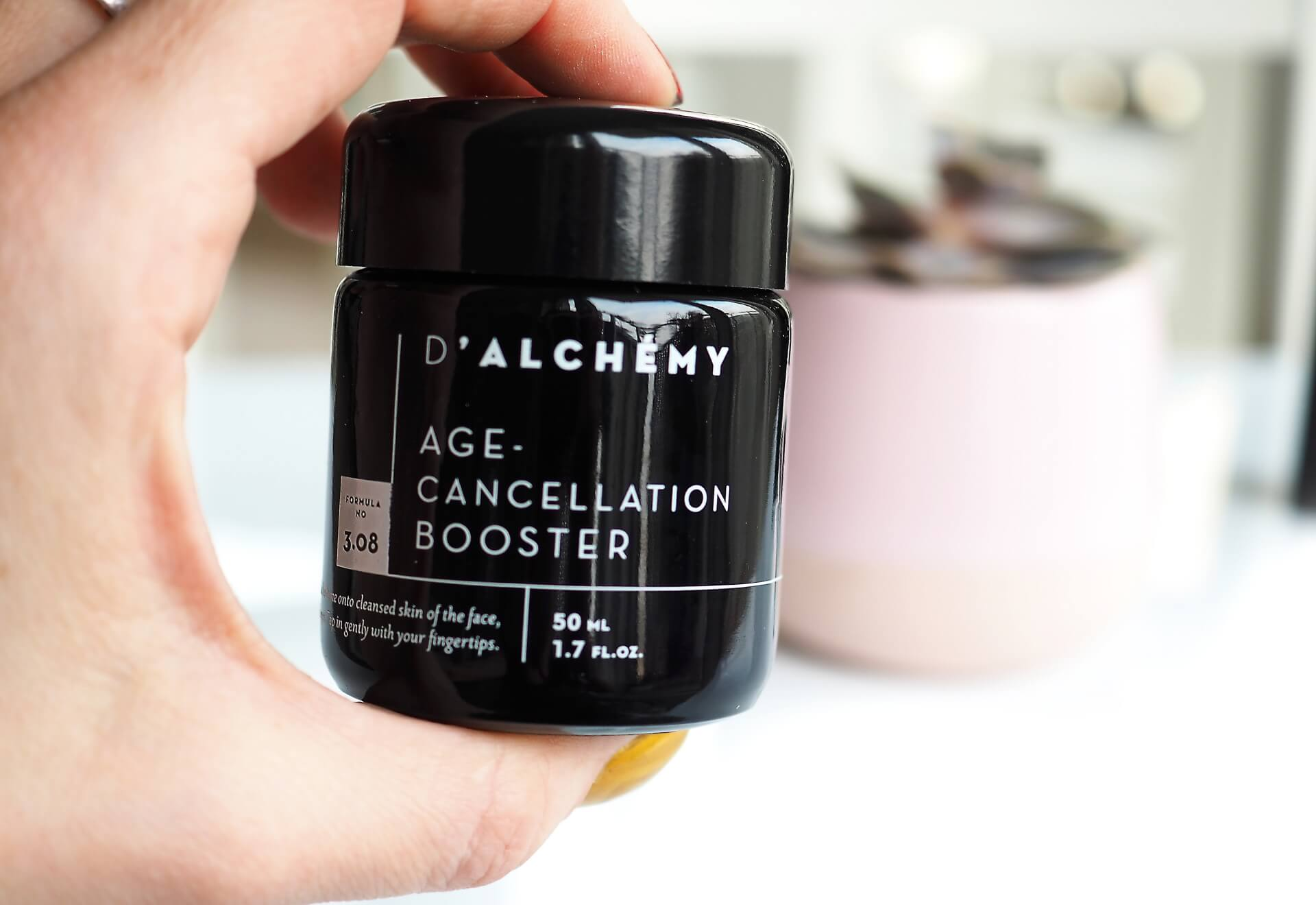 D'ALCHEMY Age Cancellation Booster