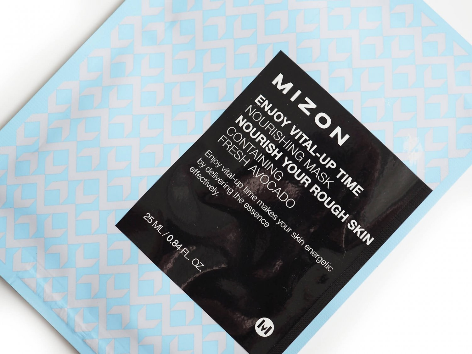 Mizon Enjoy Vital-Up Time Nourish Your Rough Skin