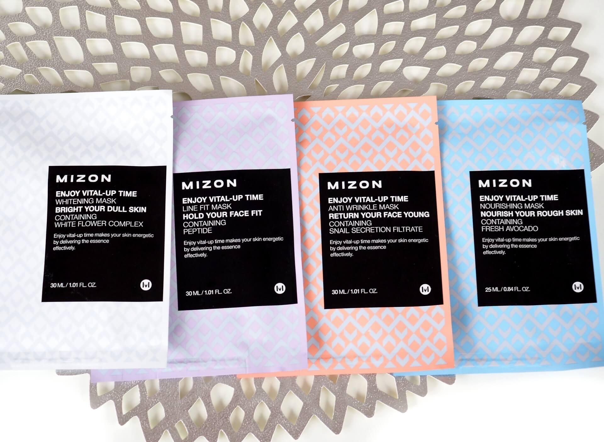 Mizon Enjoy Vital-Up Time