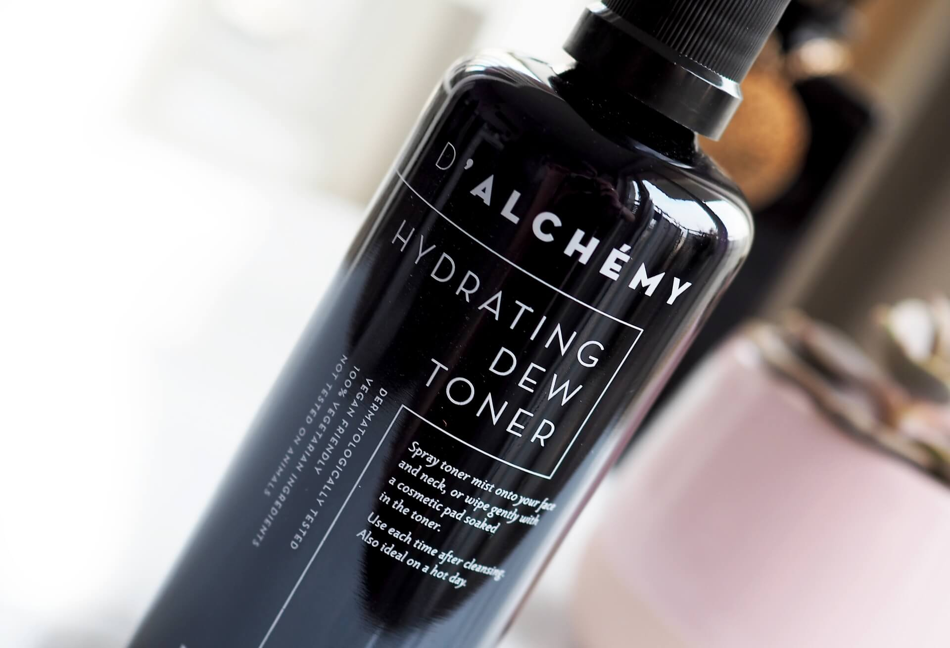 D'Alchemy Hydrating Dew Toner