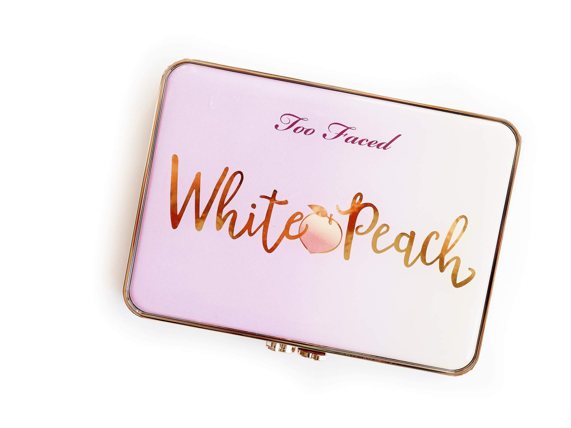 recenzja Too Faced White Peach Eye Palette