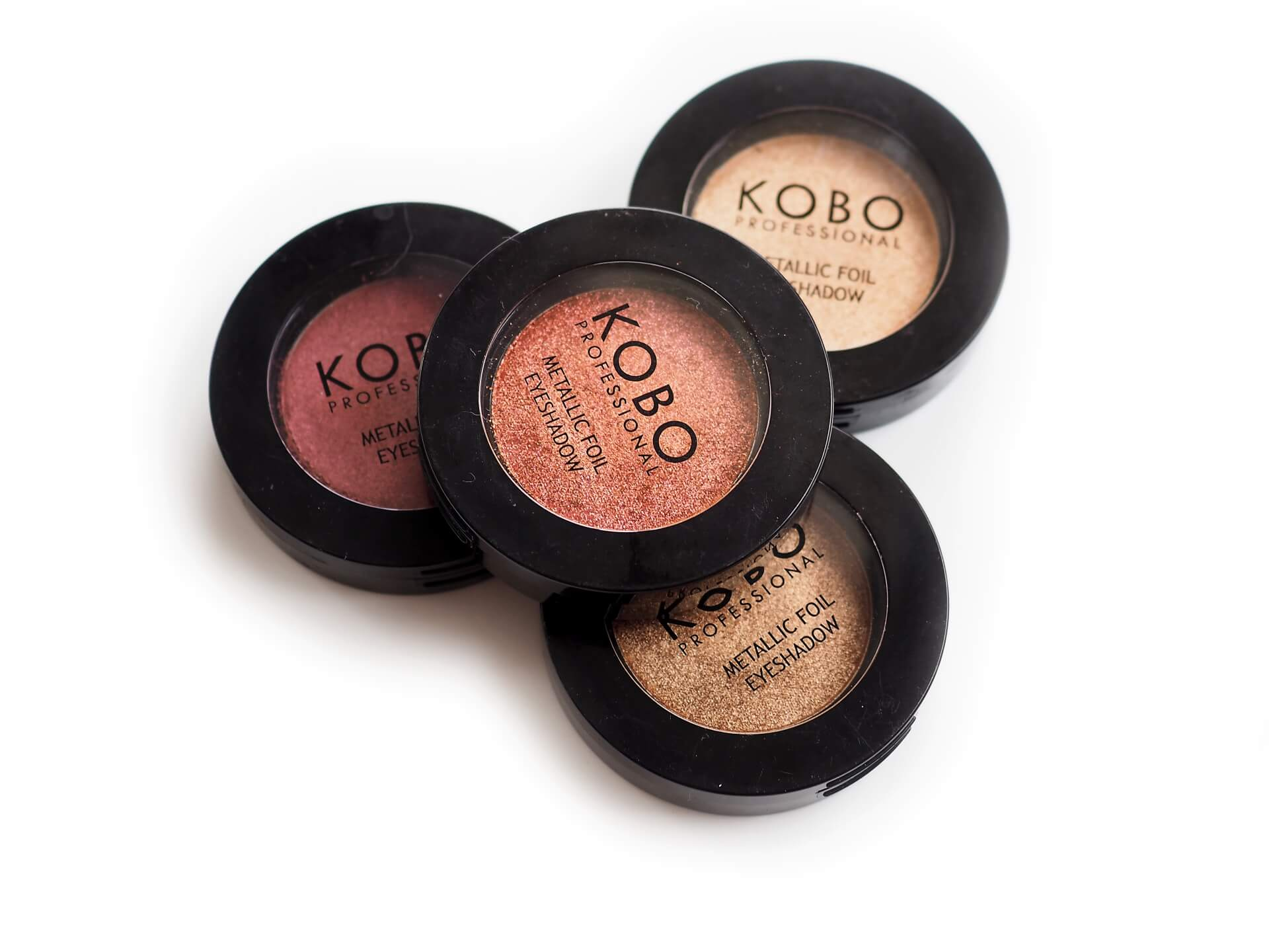 Kobo Professional Metallic Foil Eyeshadow