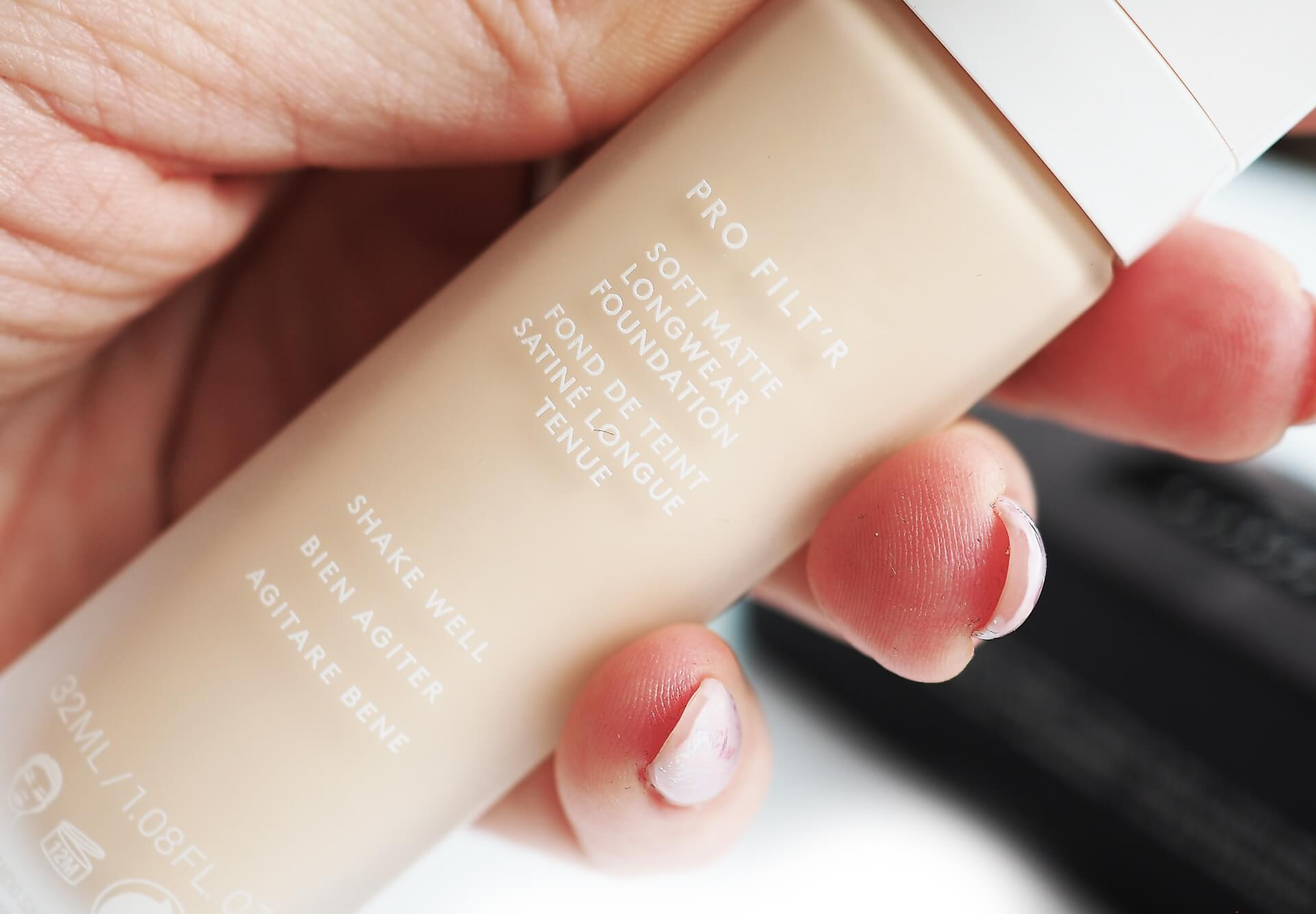 recenzja Fenty Beauty PRO FILT'R Soft Matte Longwear Foundation