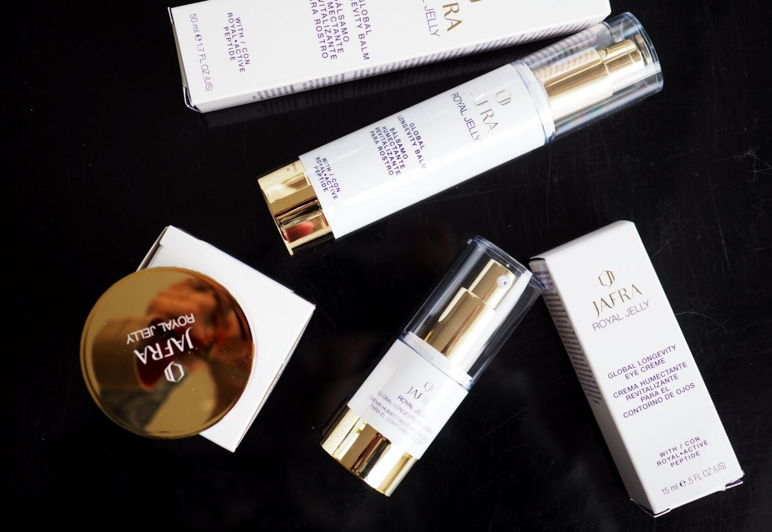 Recenzja Jafra Cosmetics Royal Jelly