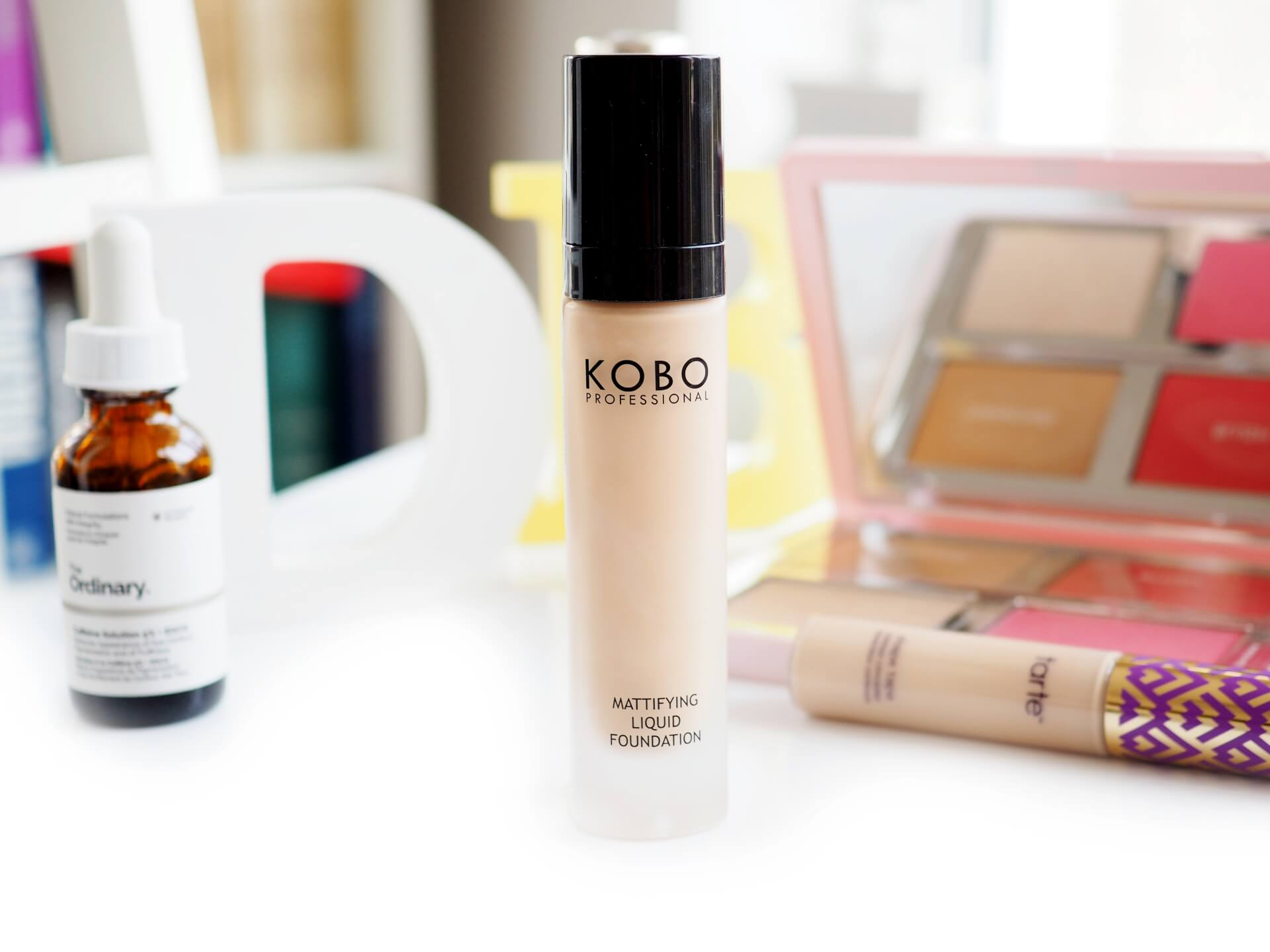 Kobo Mattifying Liquid Foundation