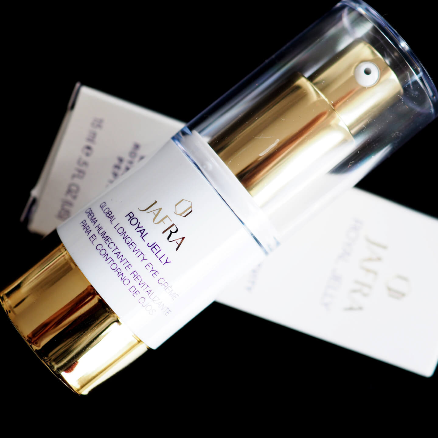 Jafra Royal Jelly Global Longevity Eye Creme