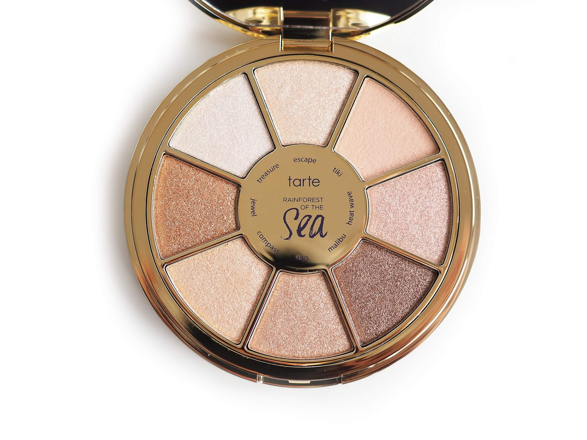 Tarte Rainforest of the Sea vol. III Eyeshadow Palette