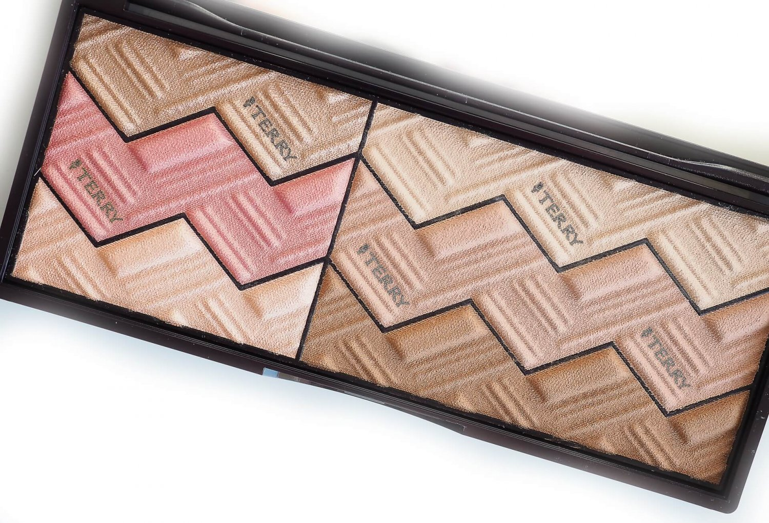 By Terry Light And Tan Vibes Sun Designer Palette