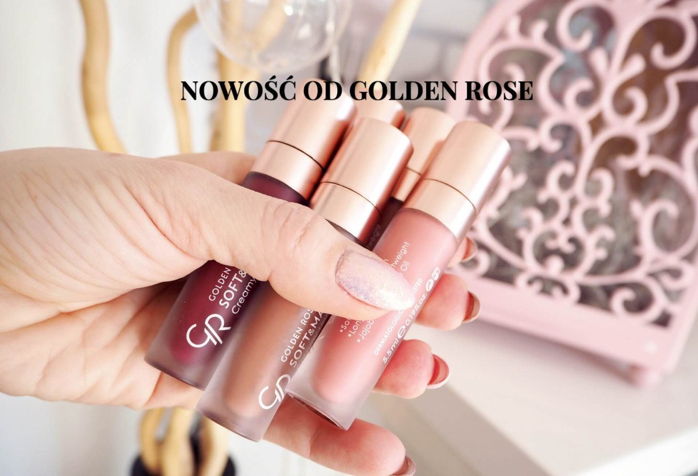 Golden Rose Soft & Matte