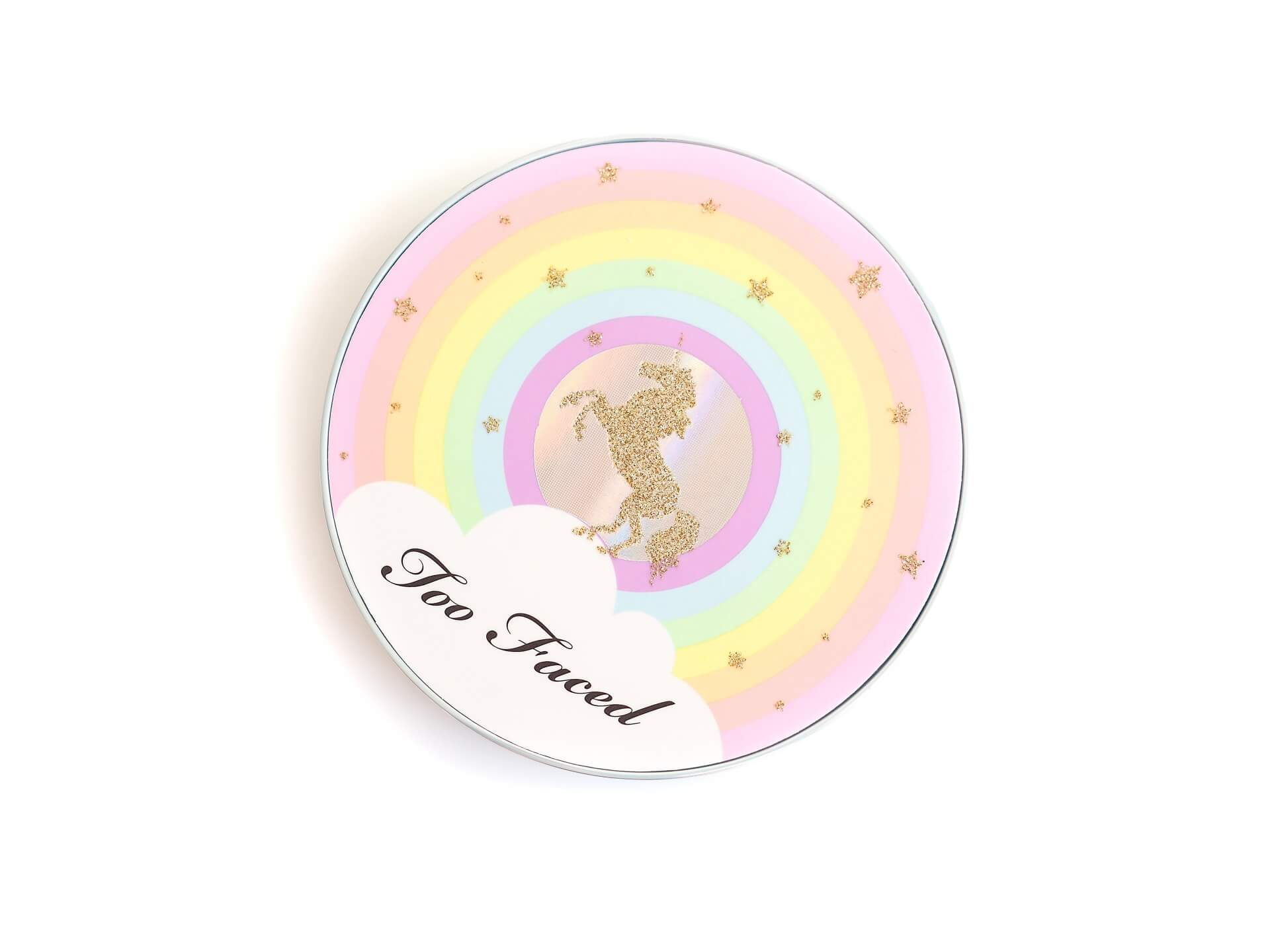 recenzja Too Faced Festival Rainbow Strobe Highlighter
