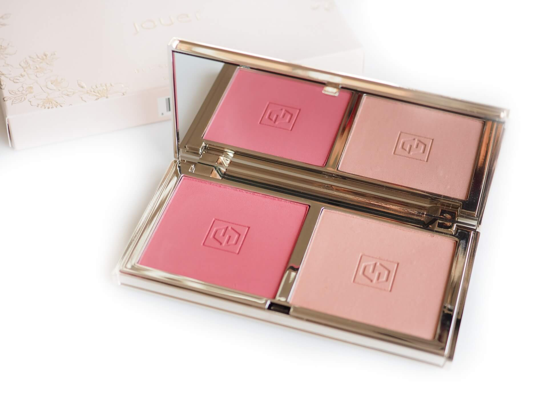 Jouer Blush Bouquet Flirt Blush Duo