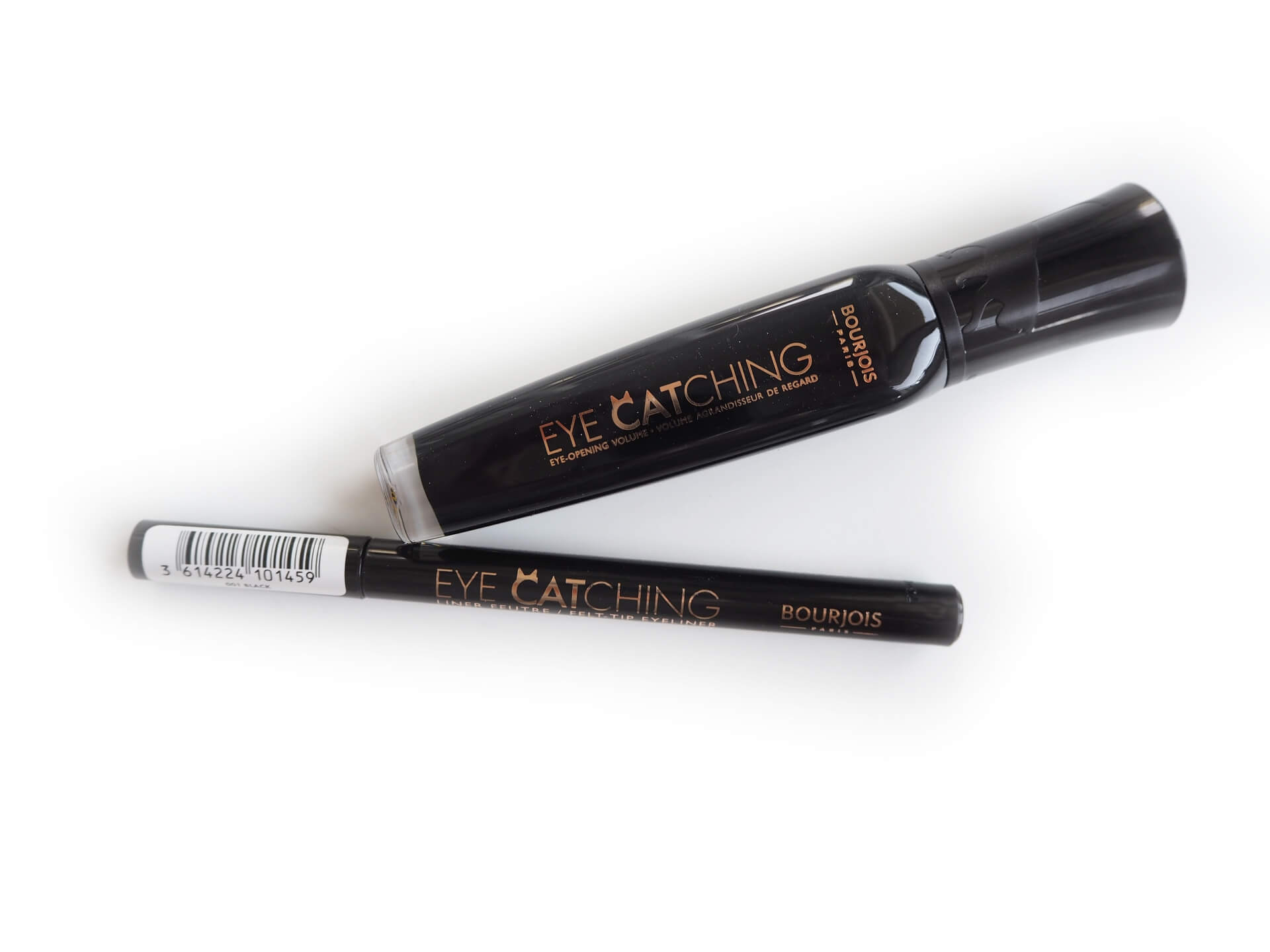 Bourjois EYE CATCHING MASCARA I EYE CATCHING LINER