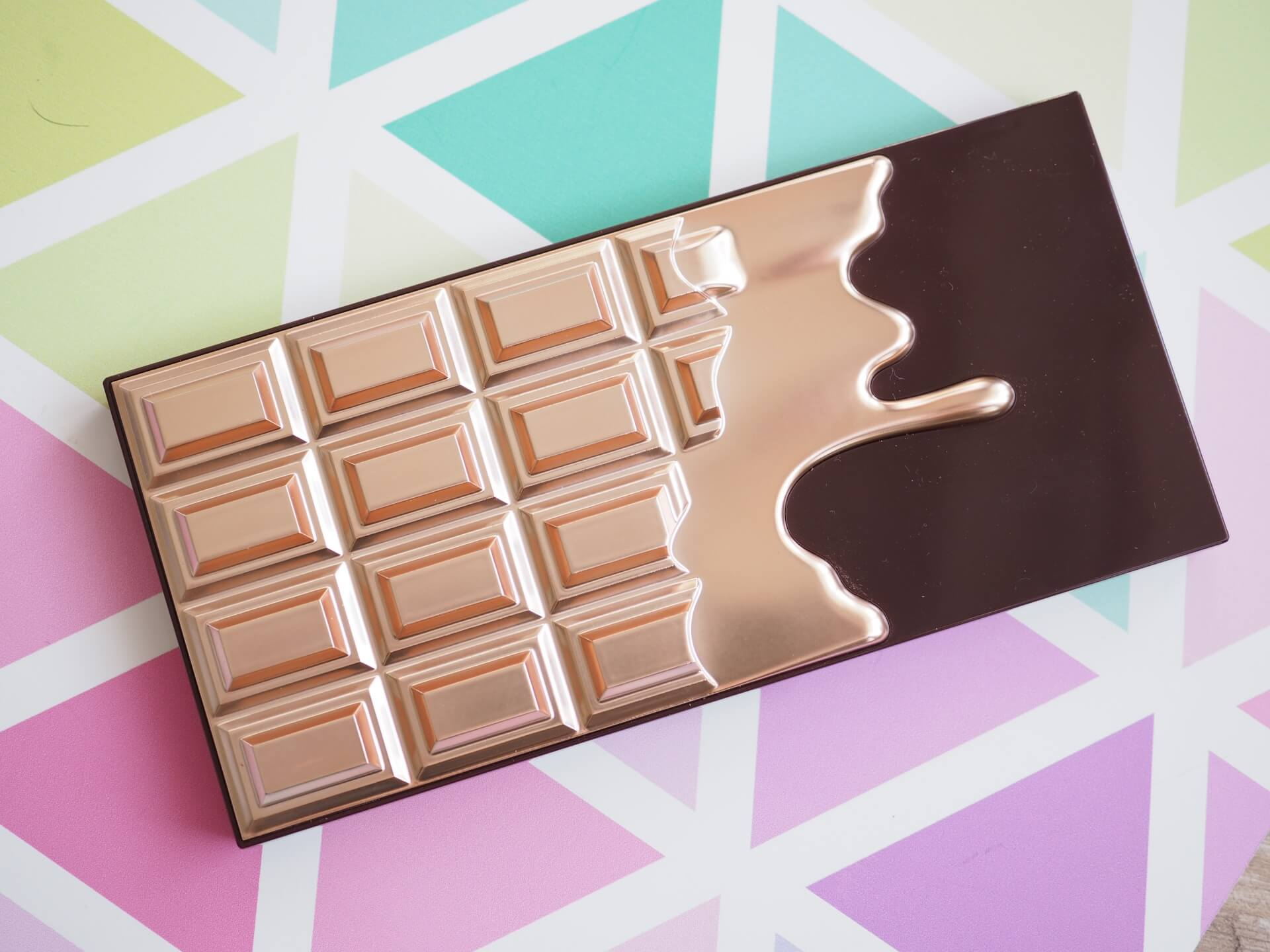 I Heart Makeup Chocolate Elixir