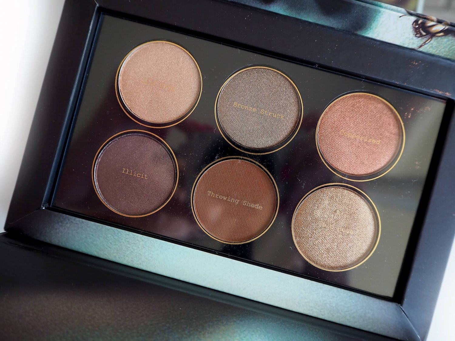 Pat McGrath Bronze Ambition Palette
