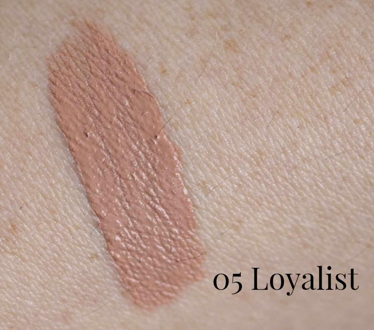 05 Loyalist Super Stay Matte Ink