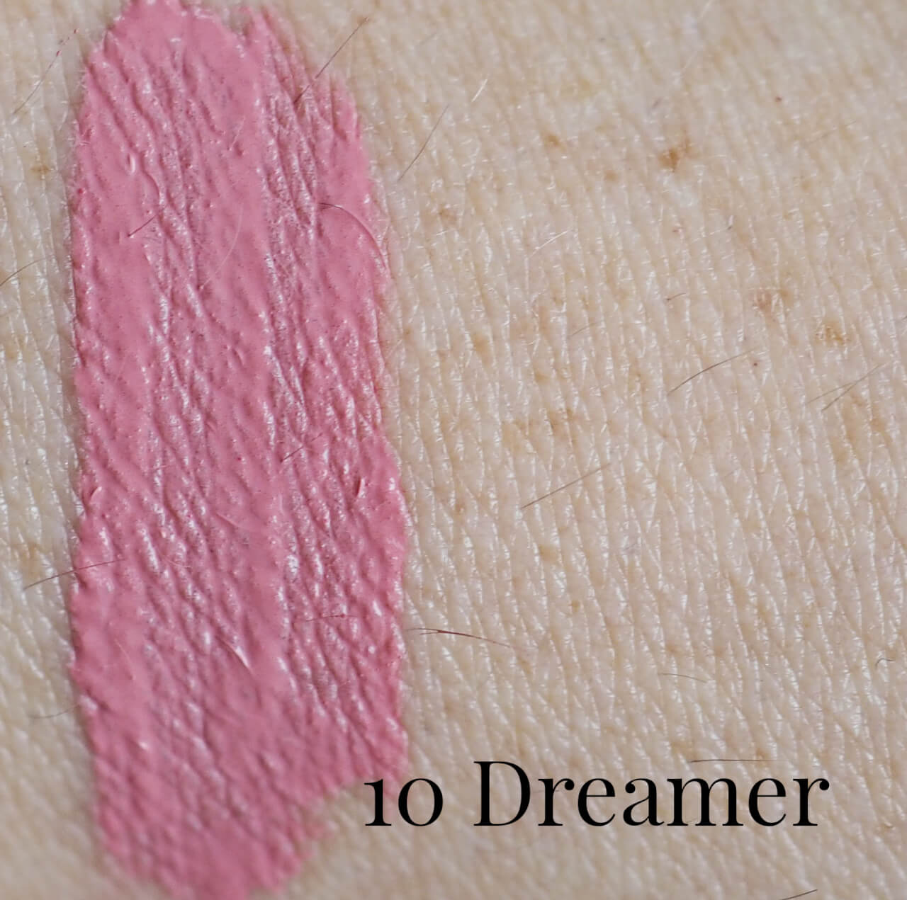 10 Dreamer Super Stay Matte Ink