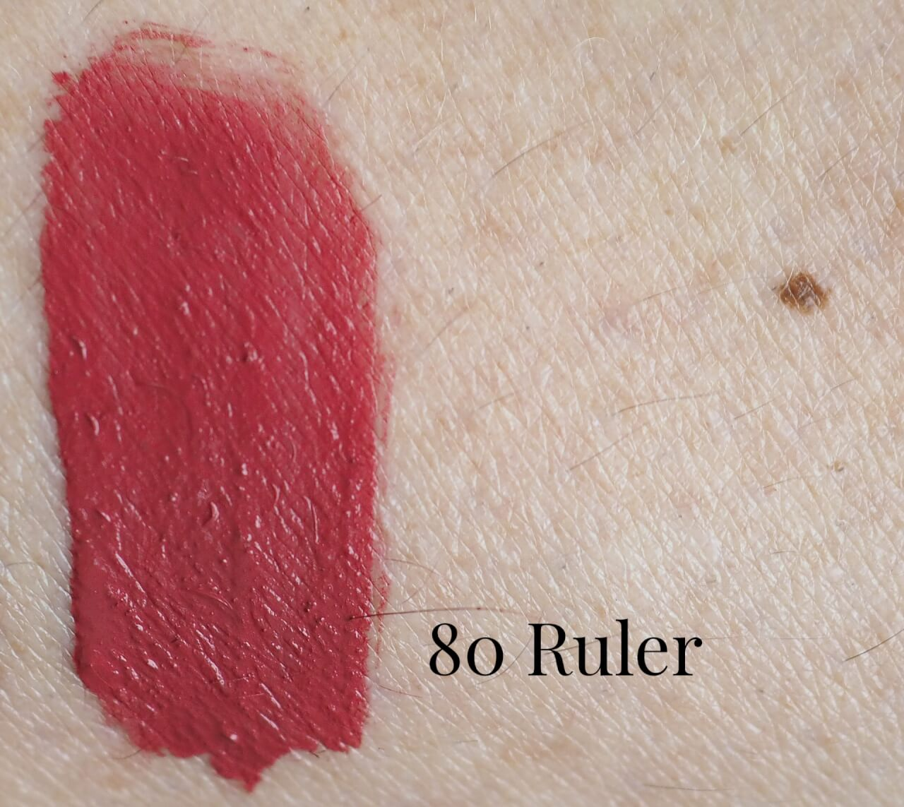80 Ruler Super Stay Matte Ink