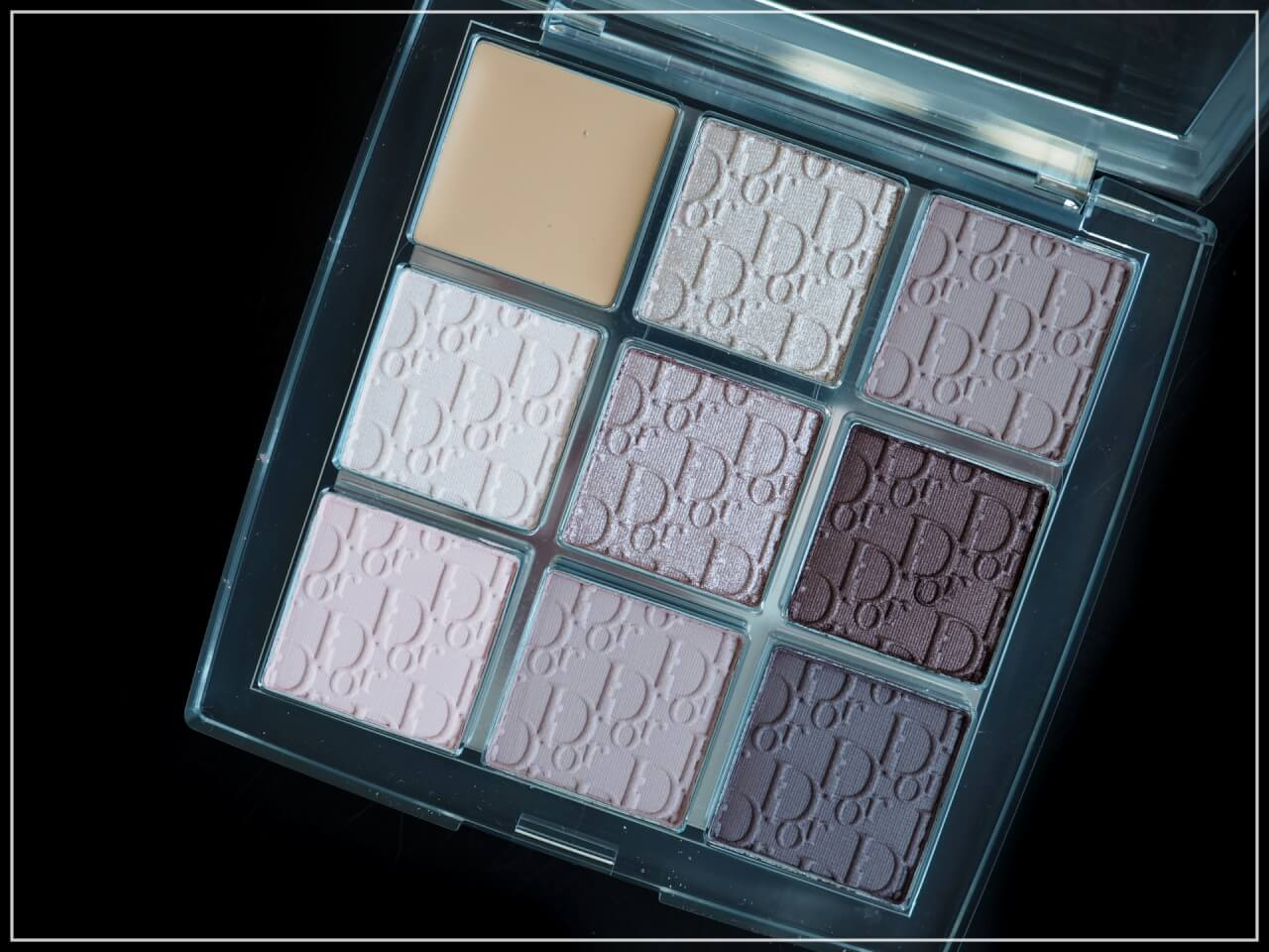 Dior Backstage Cool Neutrals Eye Palette